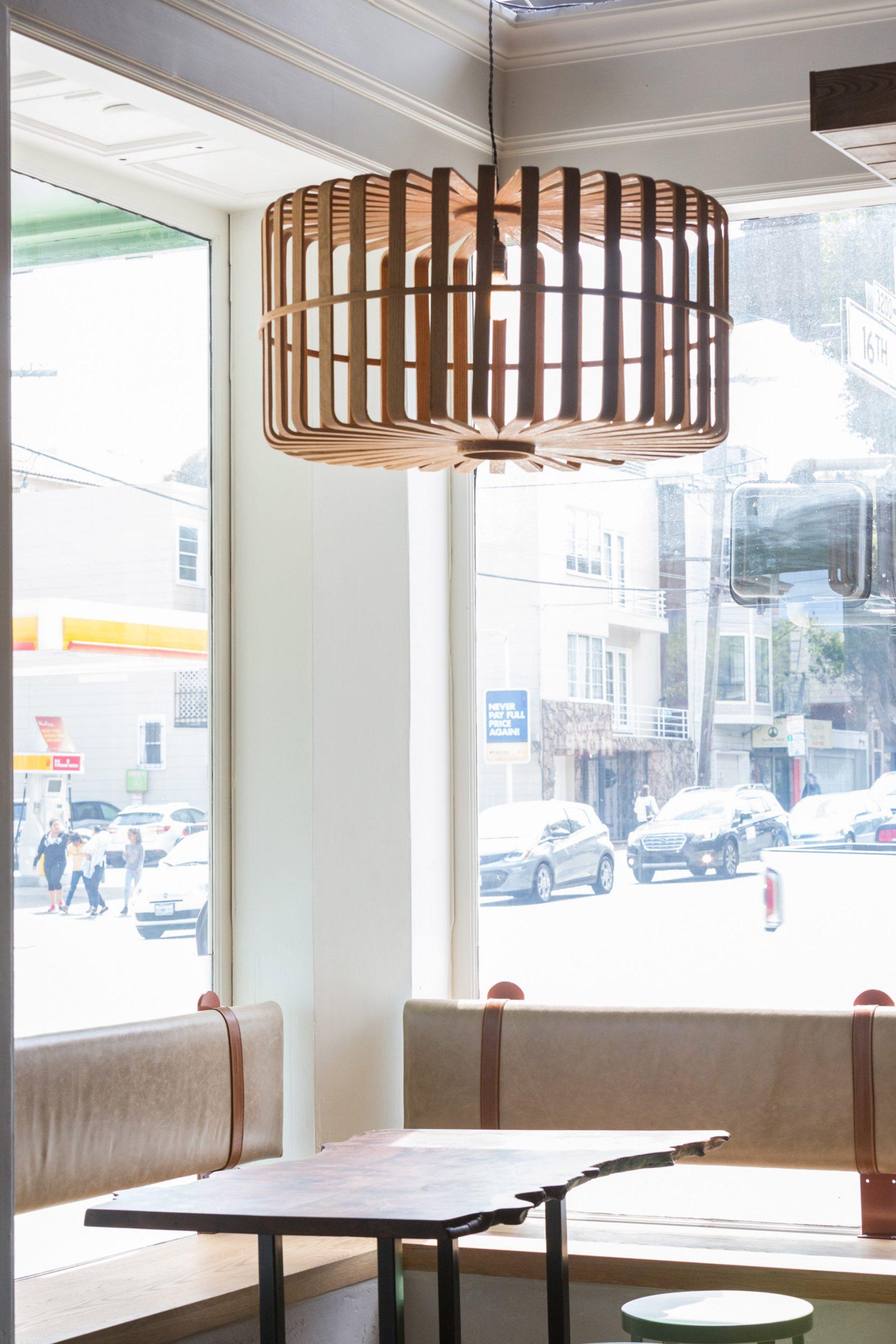 Thiết kế quán cafenhà ống 9