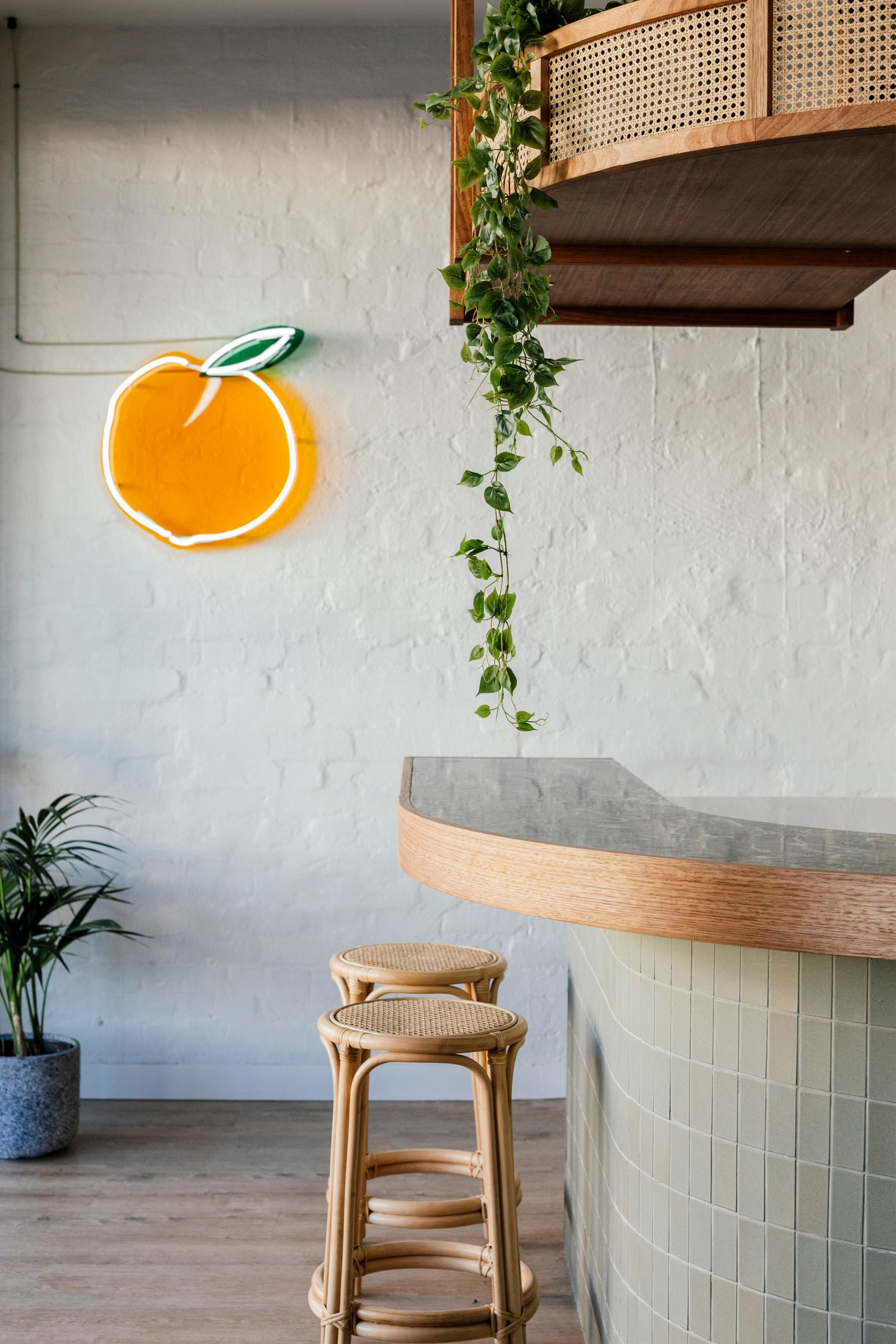 Thiết kế quán cafenhỏ đẹp 2