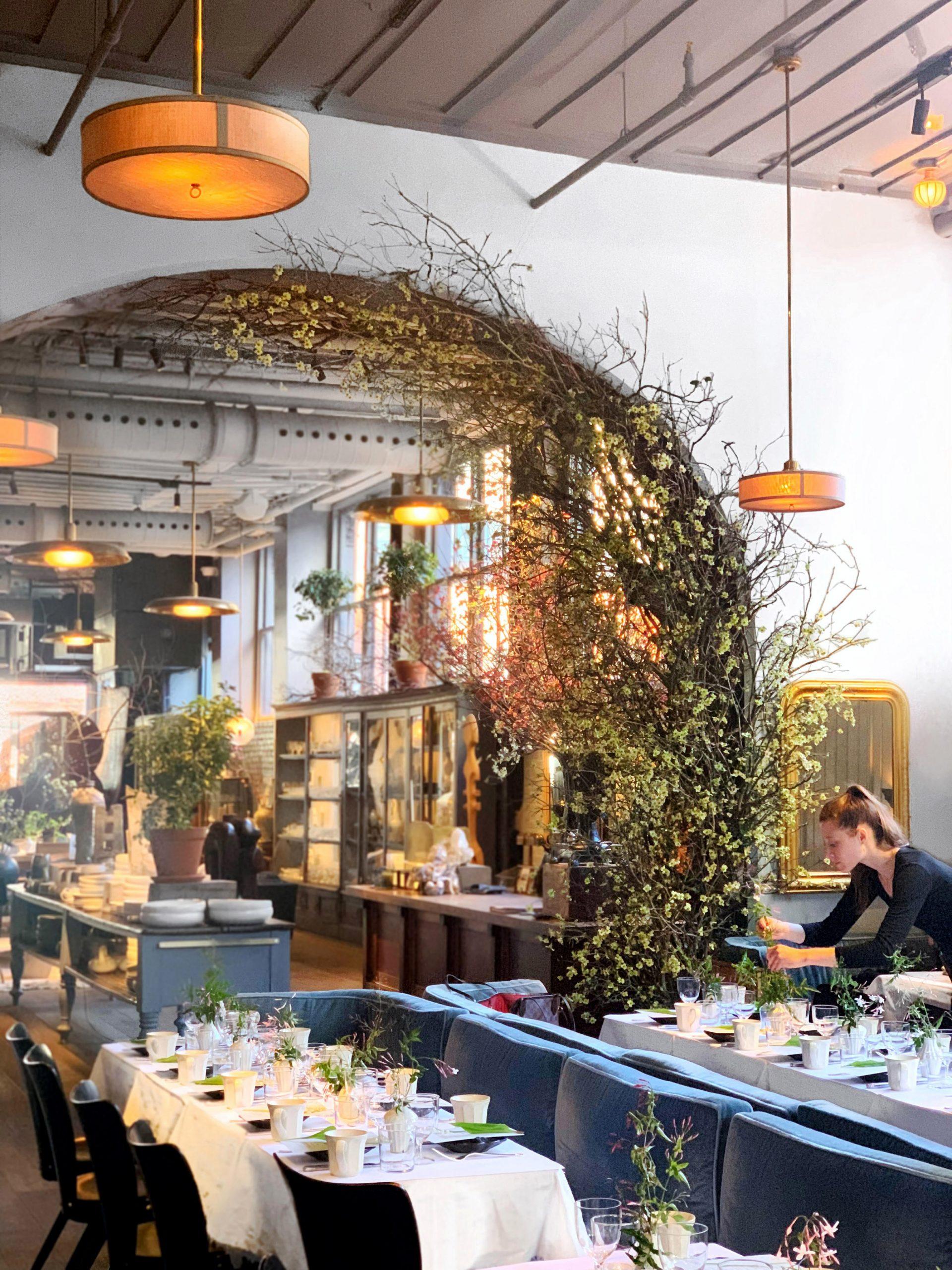 Thiết kế quán cafephong cách vintage 1