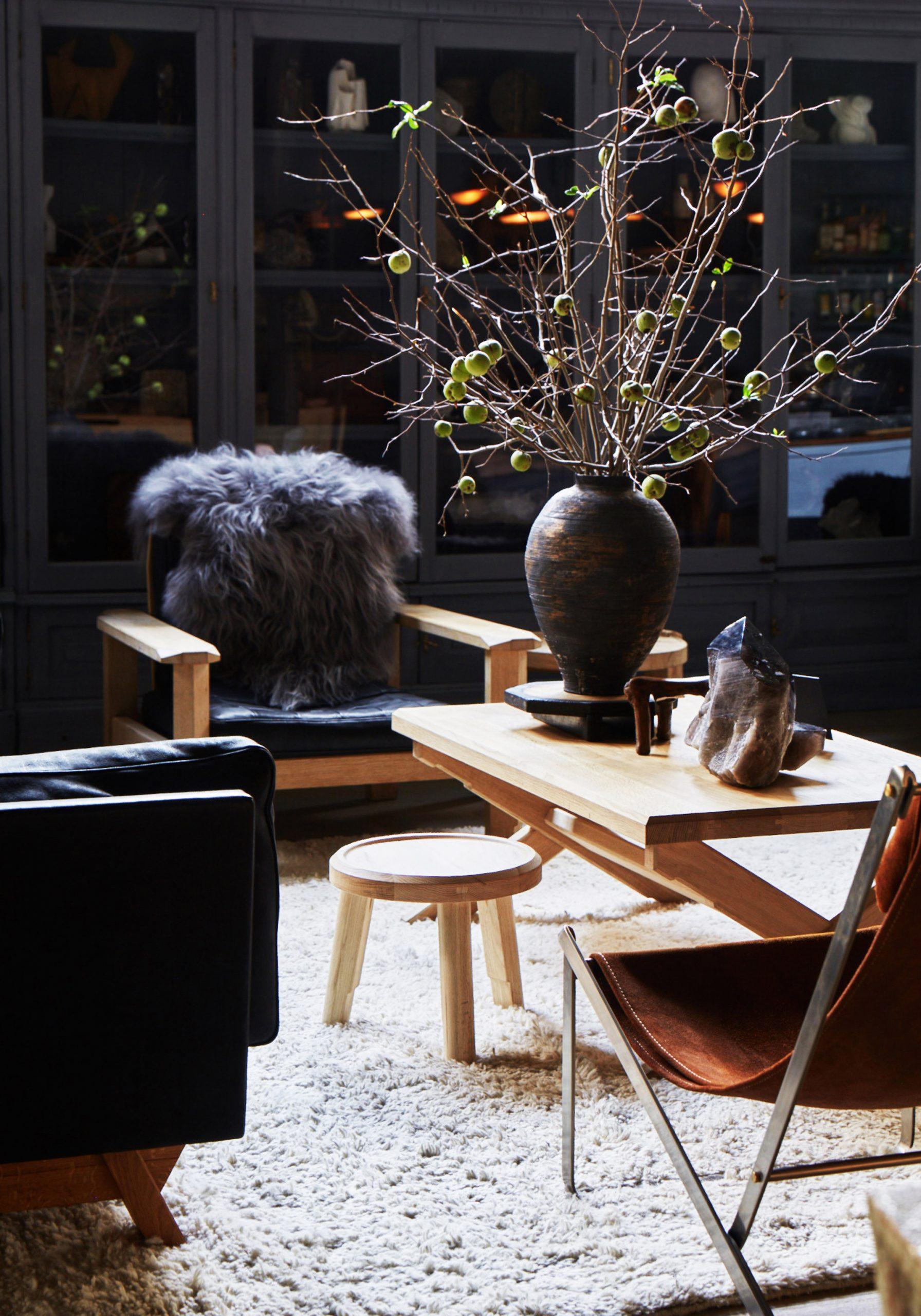 Thiết kế quán cafephong cách vintage 4