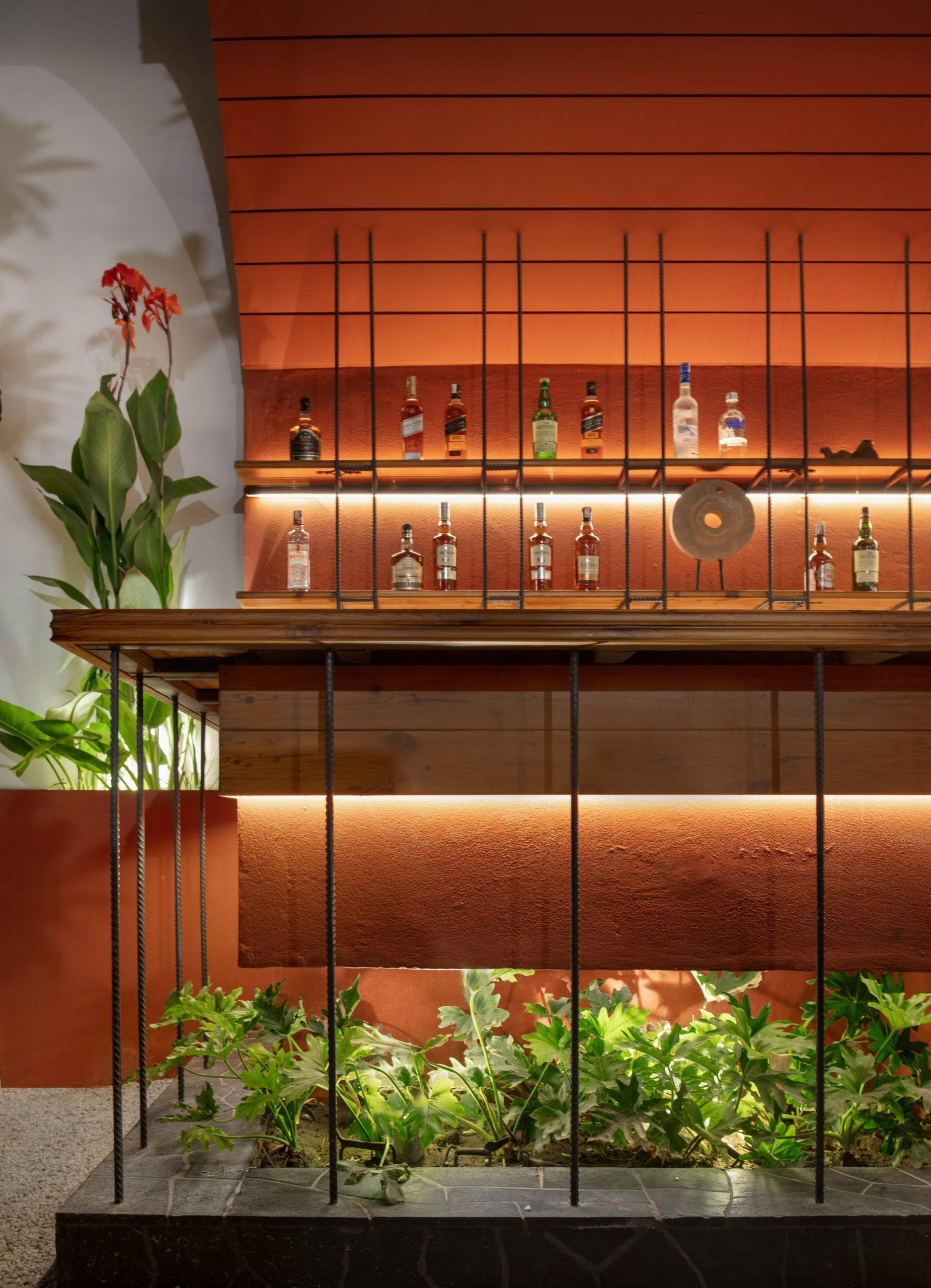 Thiết kế quán cafesân vườn 10
