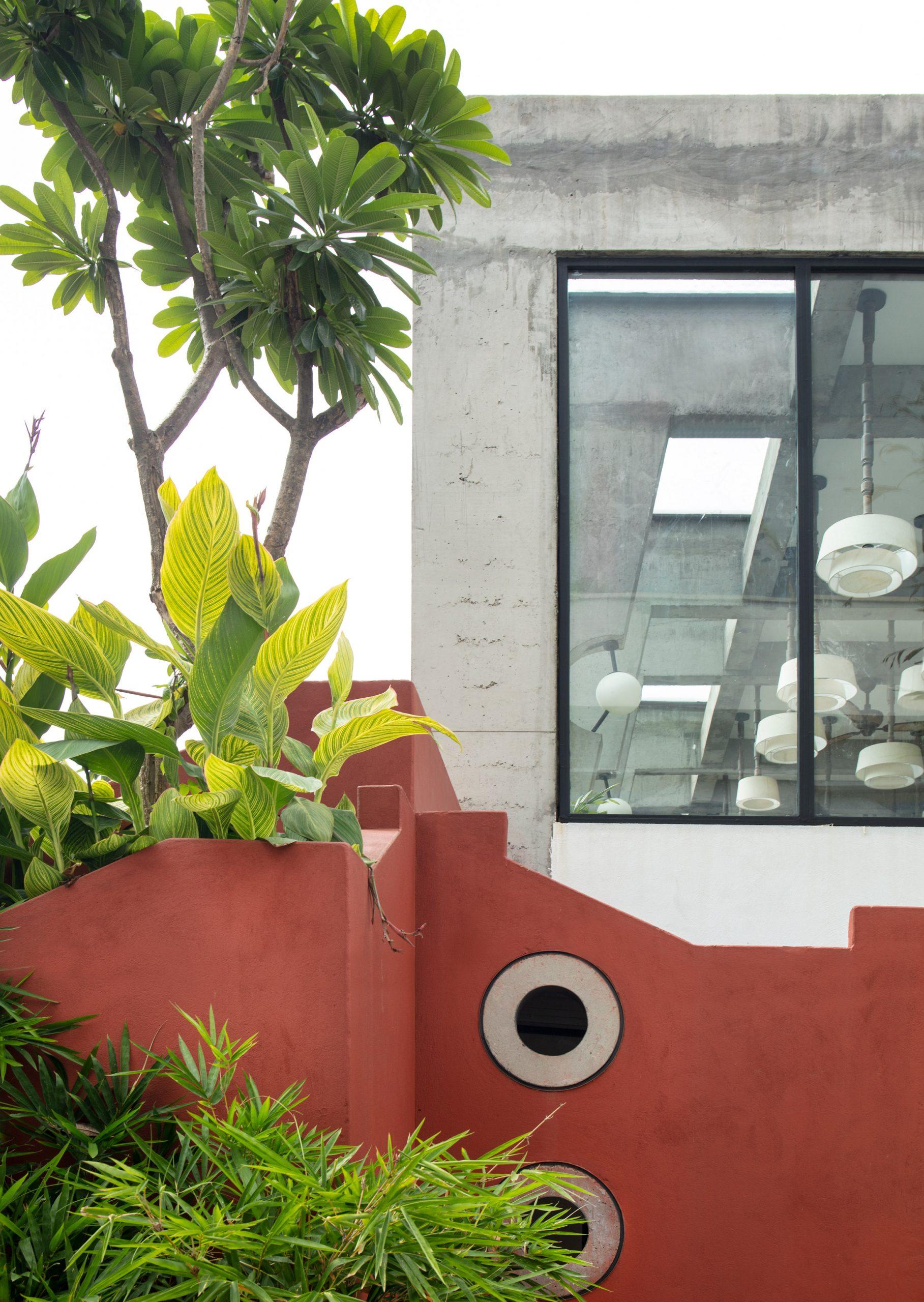 Thiết kế quán cafesân vườn 12