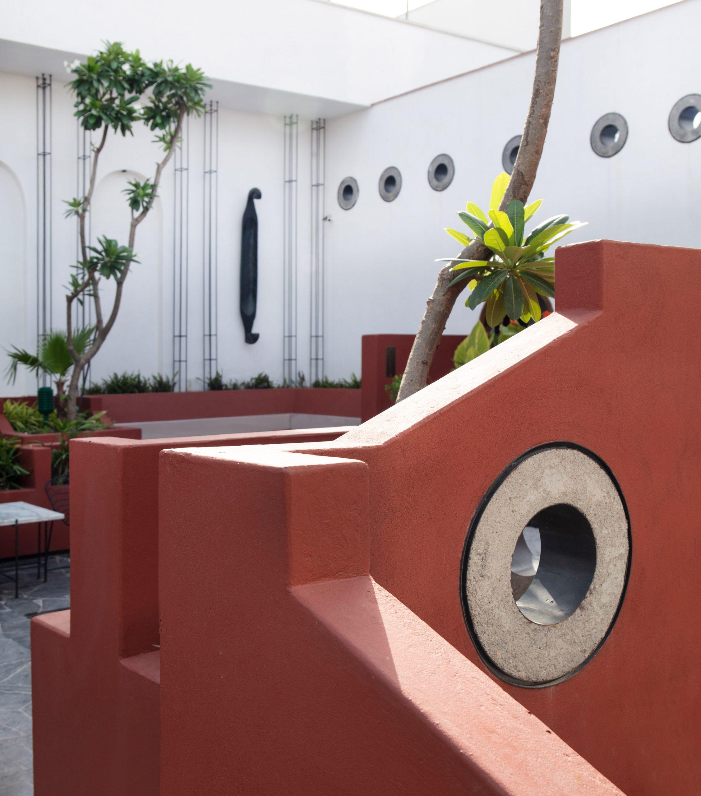 Thiết kế quán cafesân vườn 17