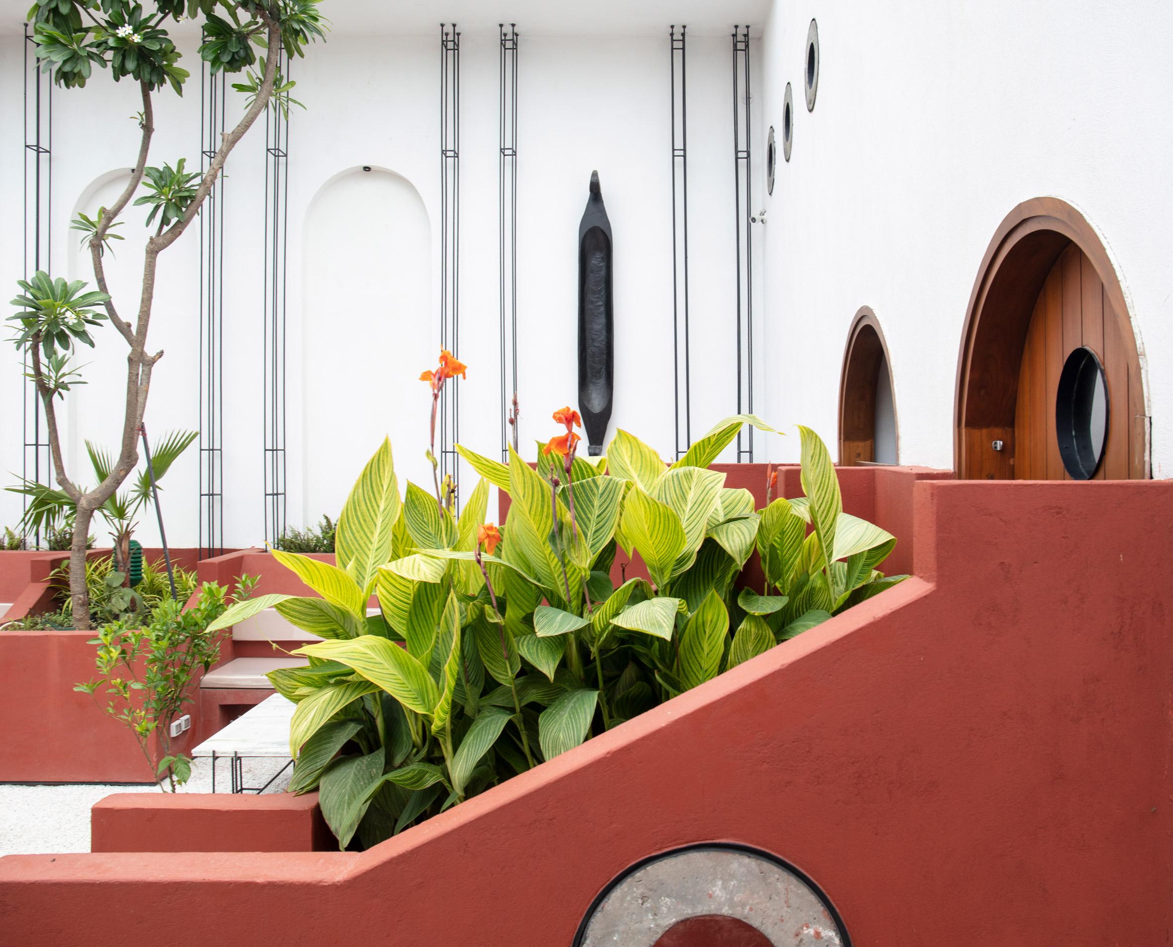 Thiết kế quán cafesân vườn 18