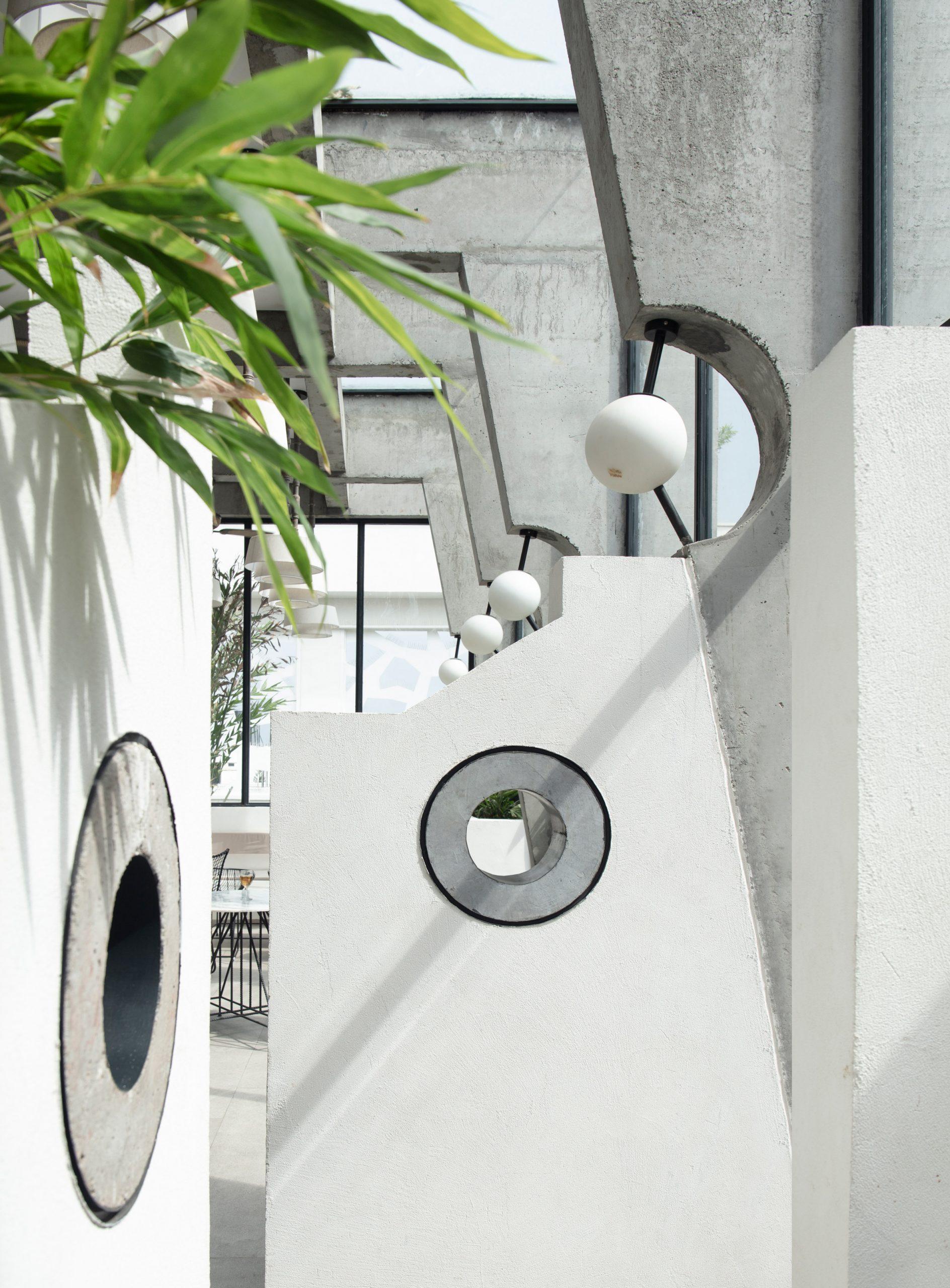 Thiết kế quán cafesân vườn 6