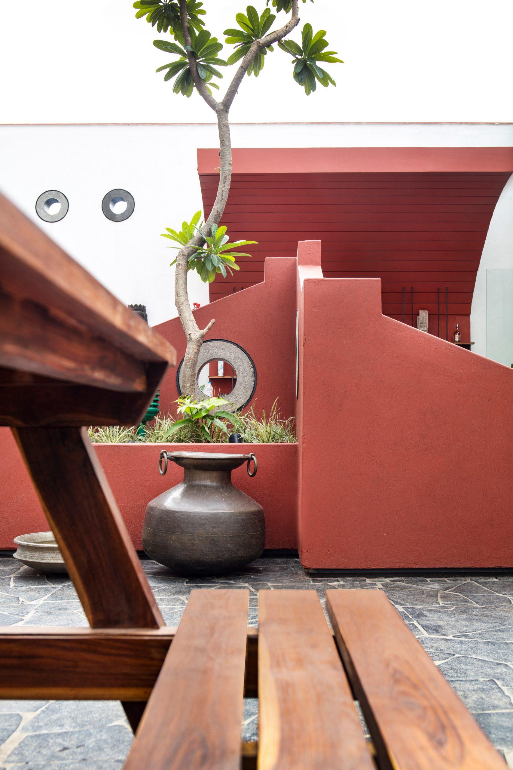 Thiết kế quán cafesân vườn 7