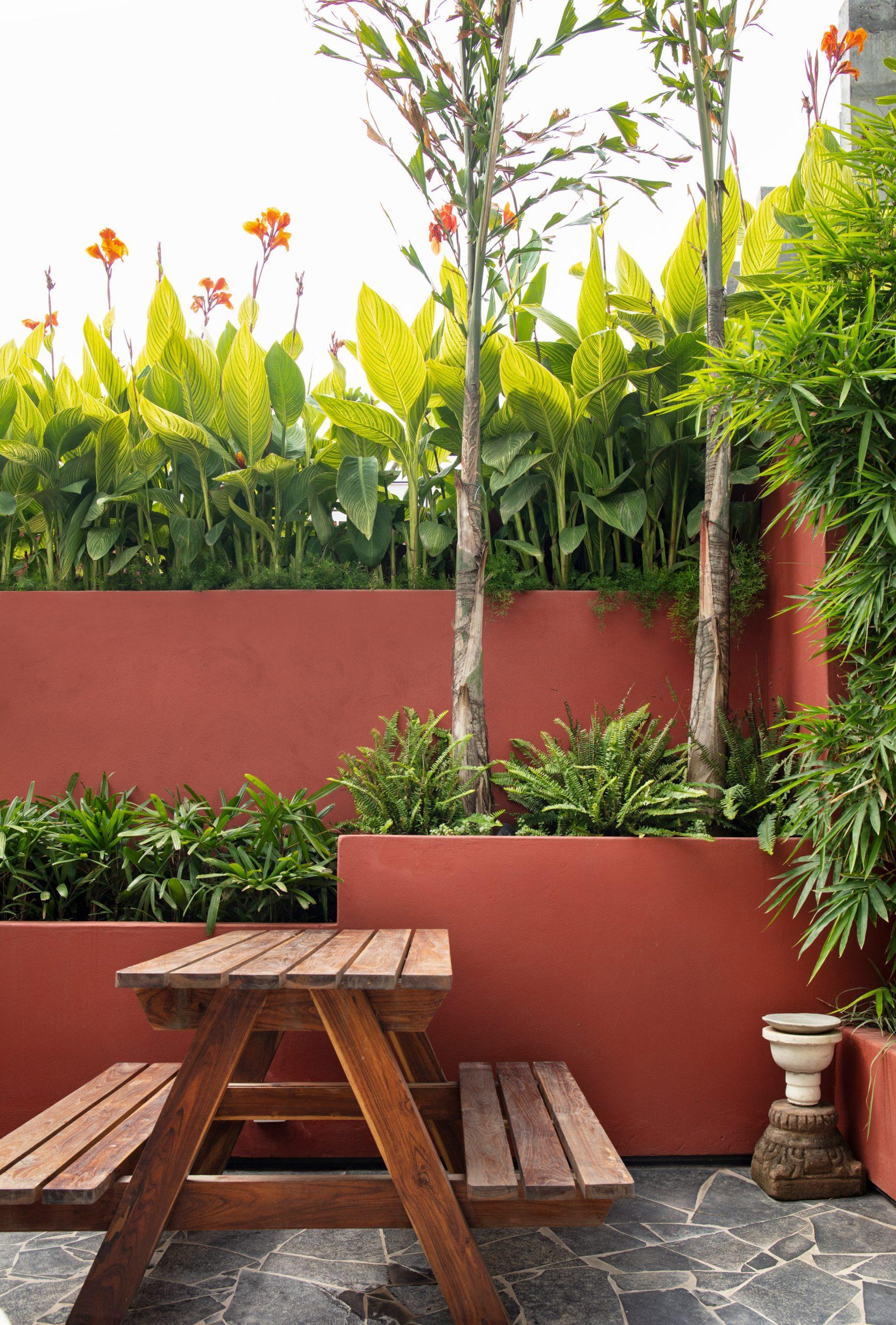 Thiết kế quán cafesân vườn 8