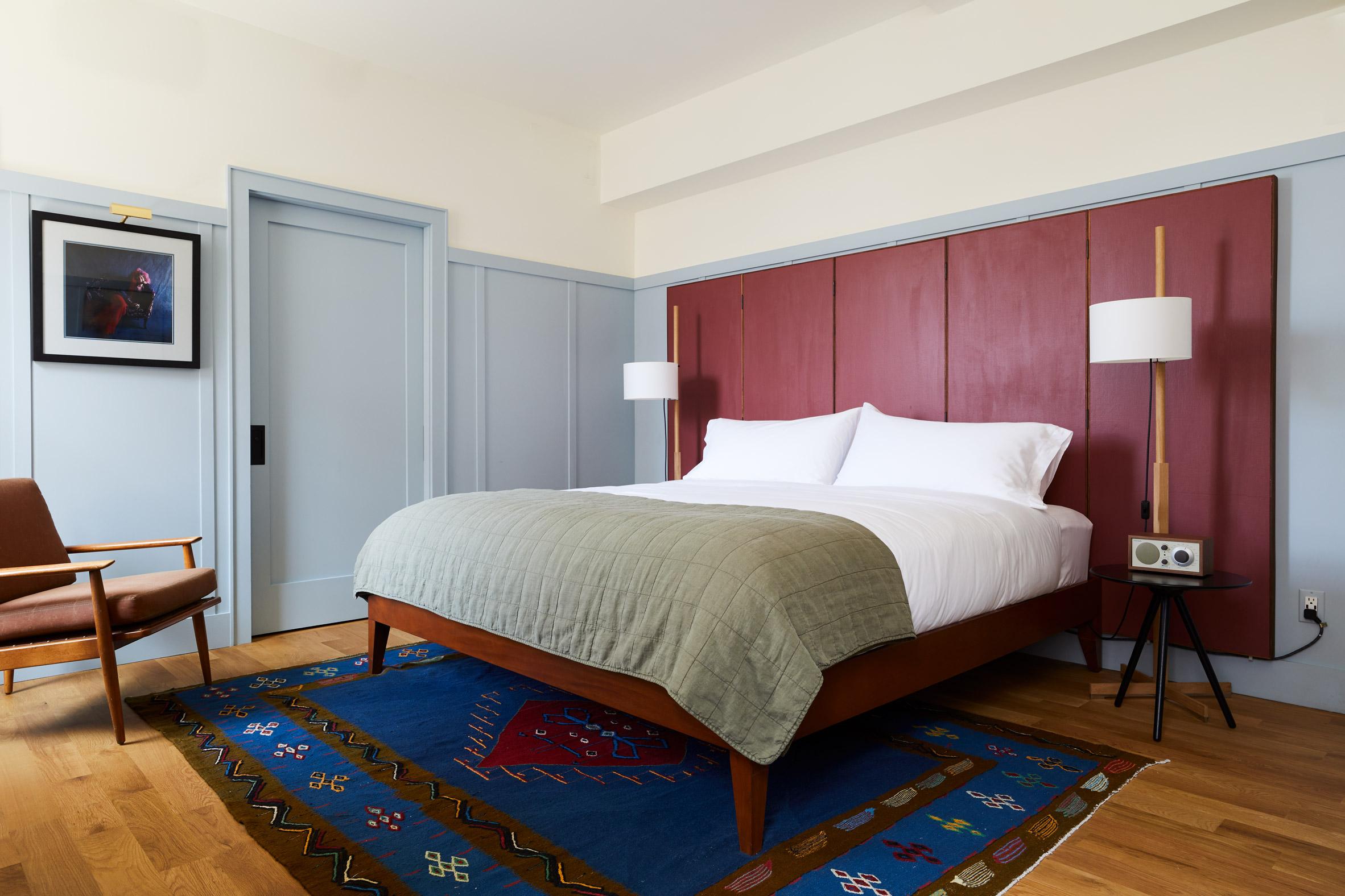 Thiết kế thi công nội thất khách sạn 9