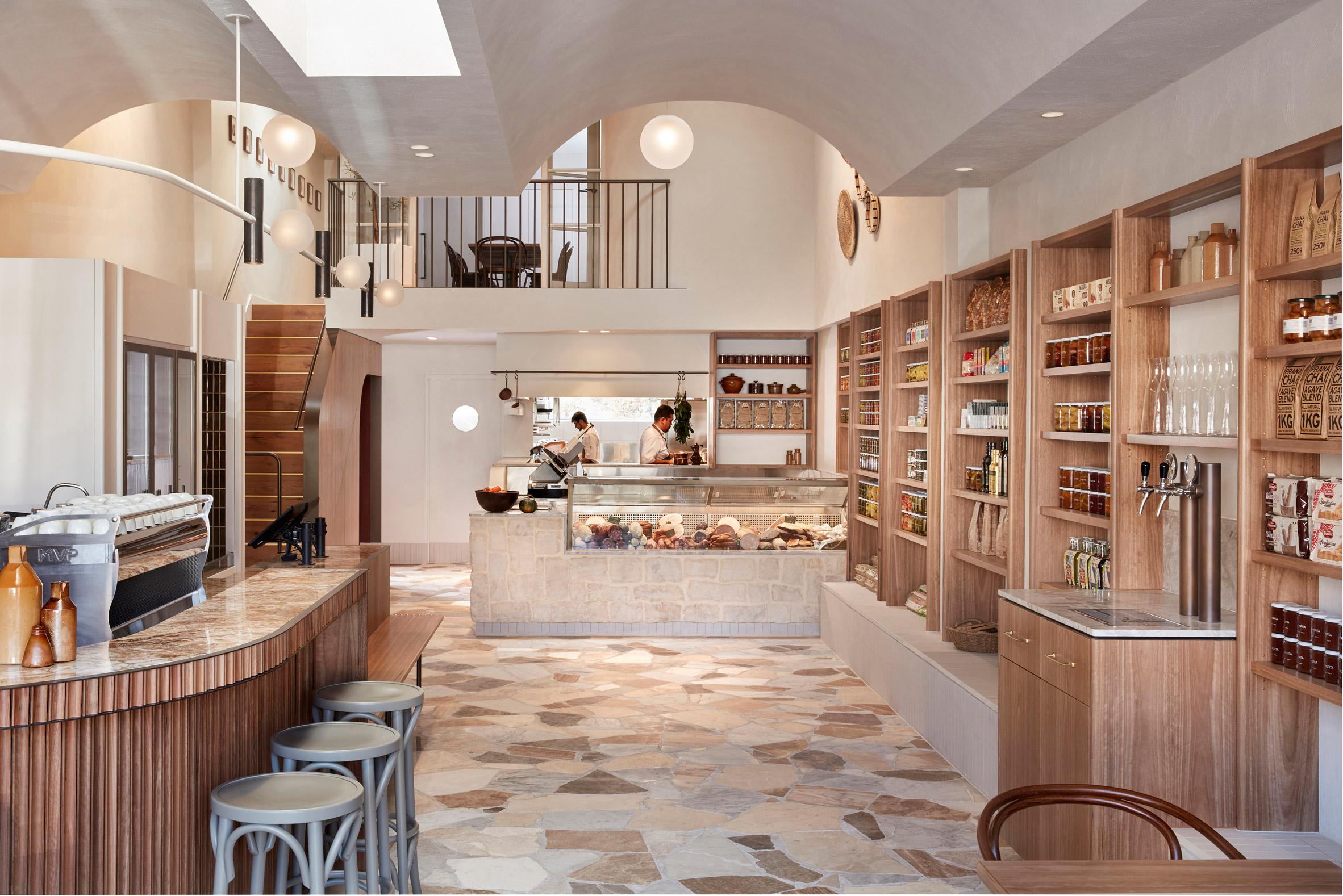 Ý tưởngthiết kế quán cafe 1