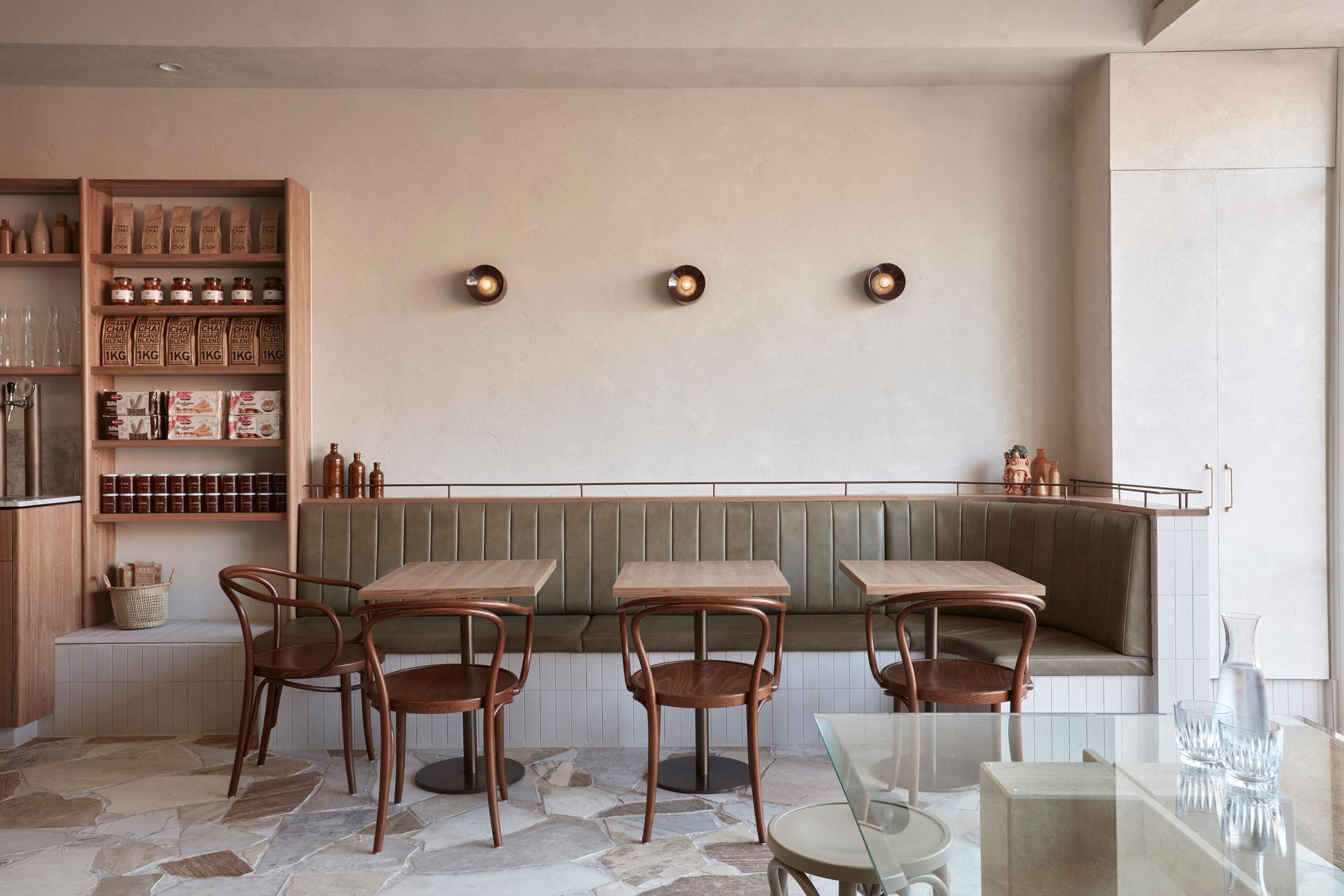 Ý tưởngthiết kế quán cafe 4