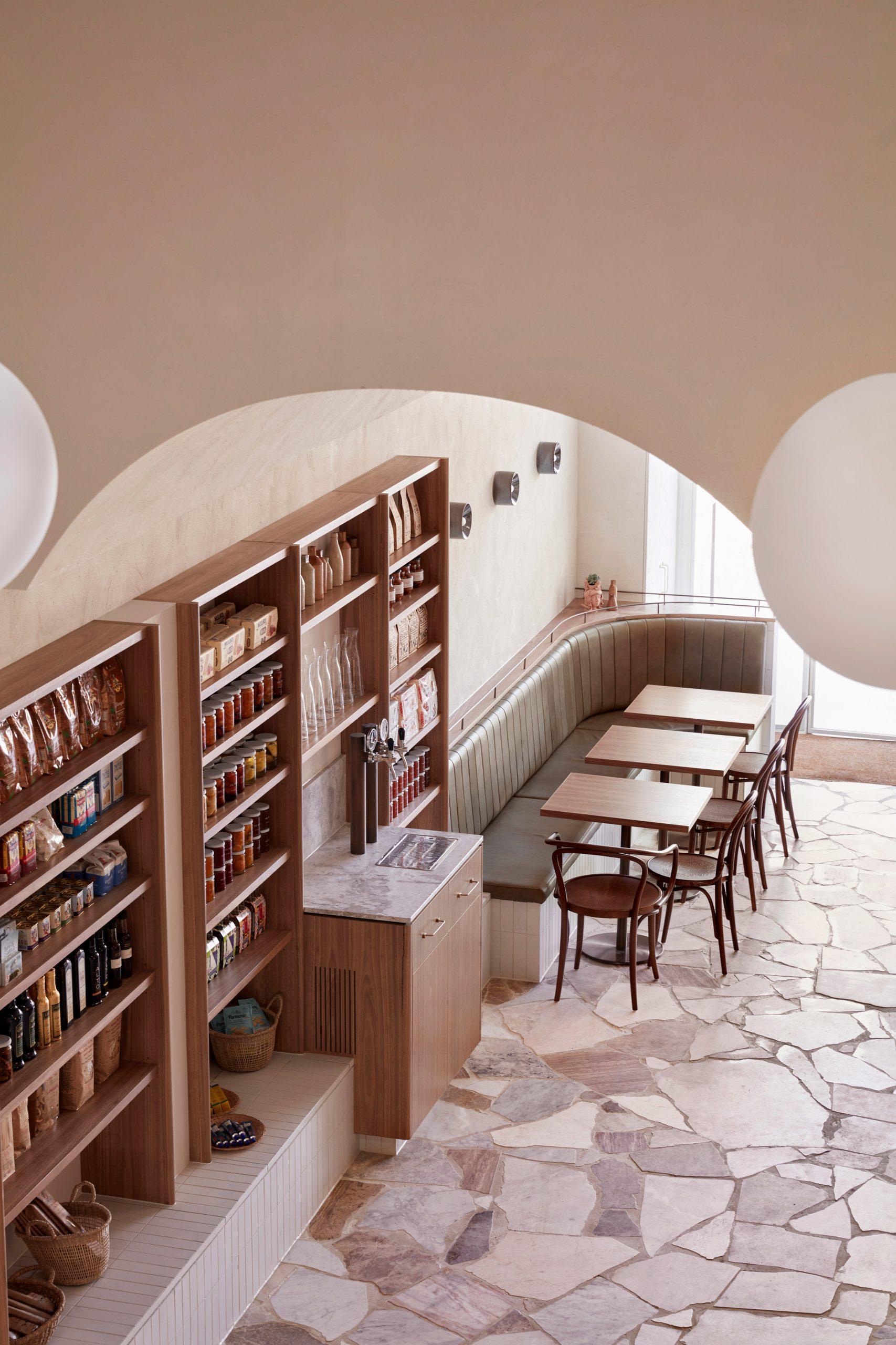 Ý tưởngthiết kế quán cafe 8