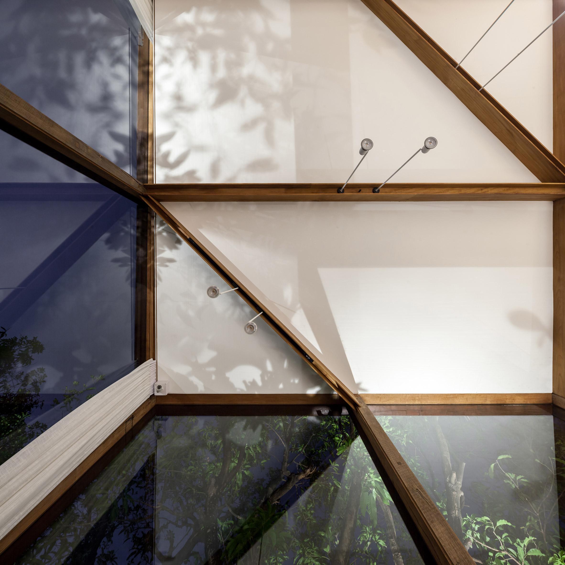 Cửa gỗ kính đẹp 9