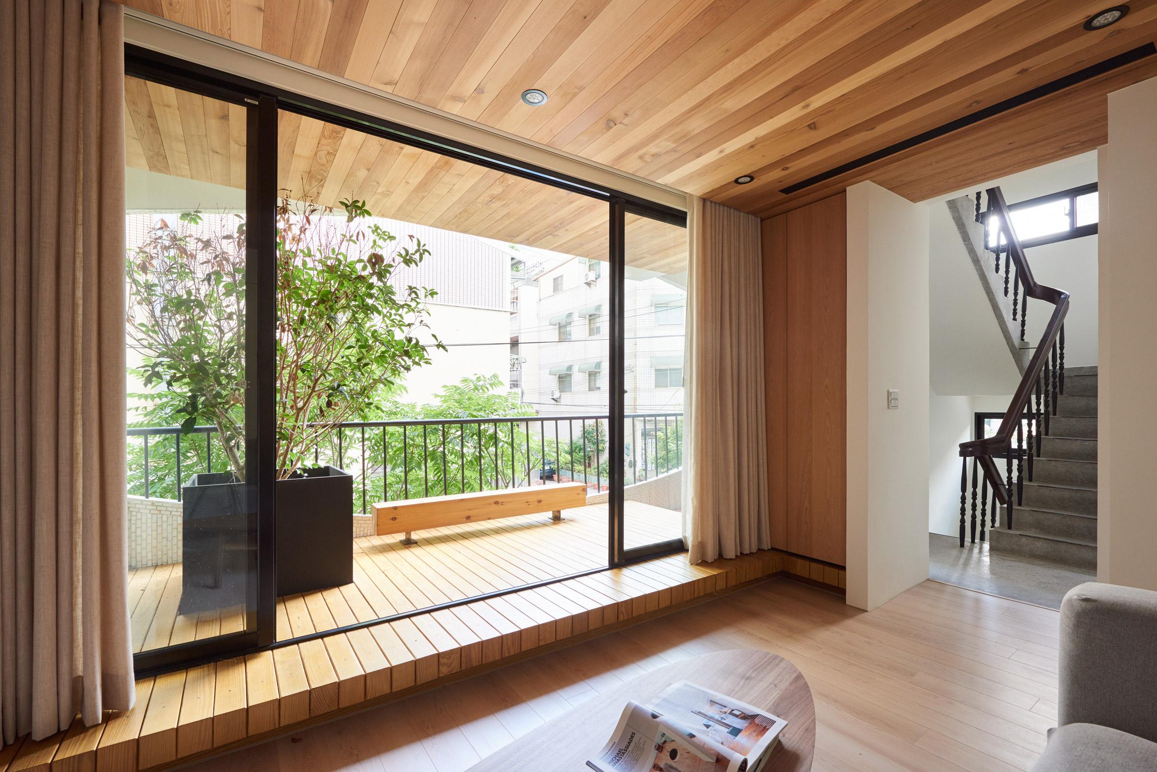 Mẫu nhà gỗ đẹp 19