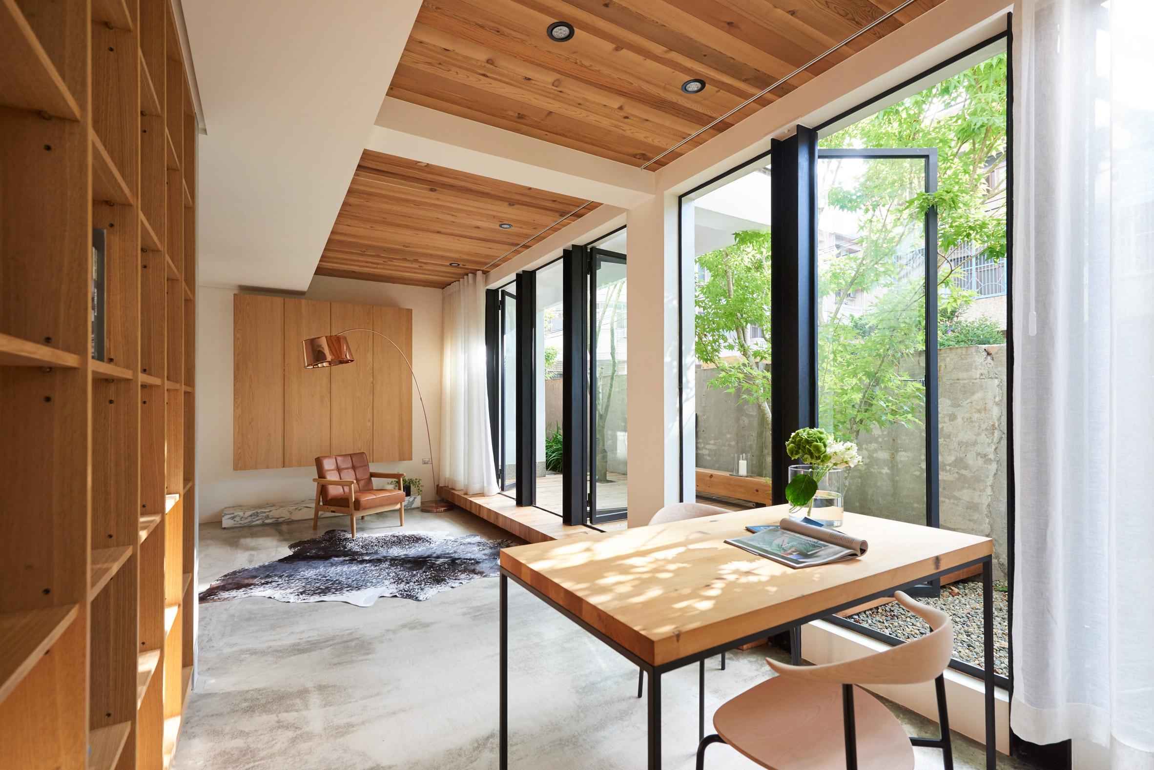 Mẫu nhà gỗ đẹp 23