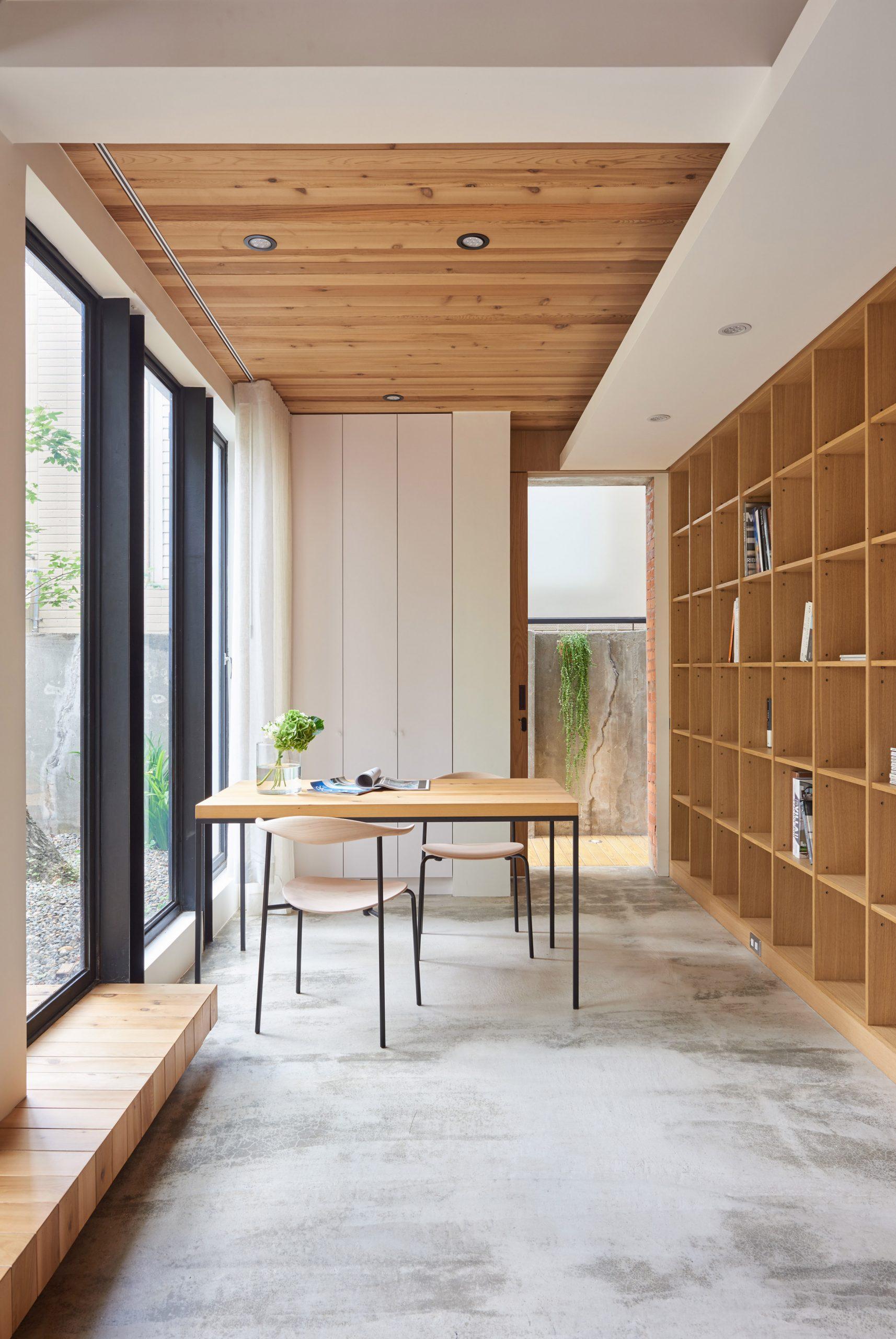 Mẫu nhà gỗ đẹp 4