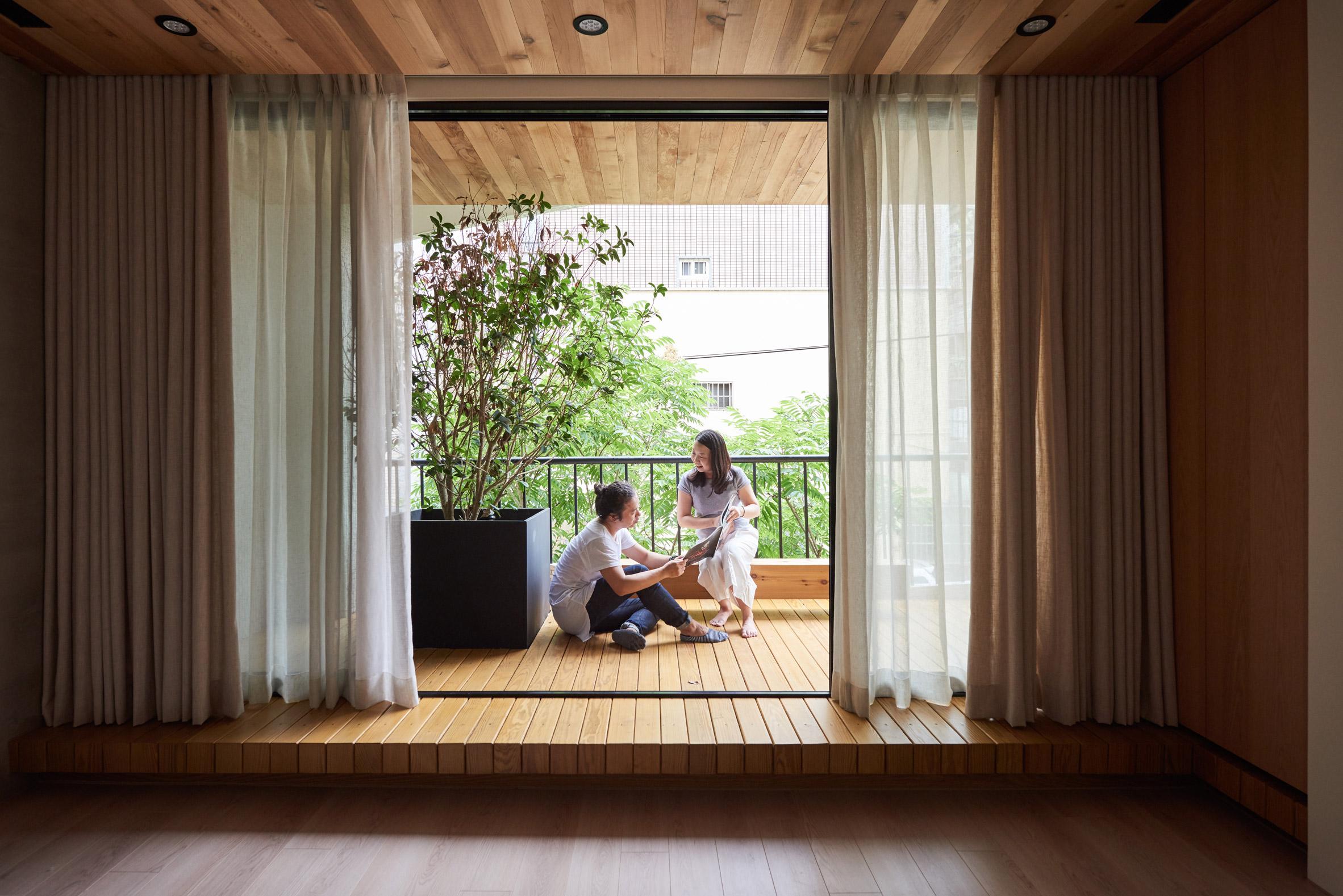Mẫu nhà gỗ đẹp 9