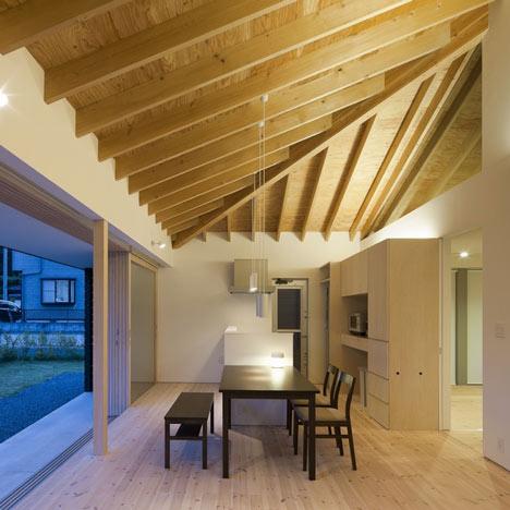 Mẫu nhà gỗ 3 gian đẹp 13