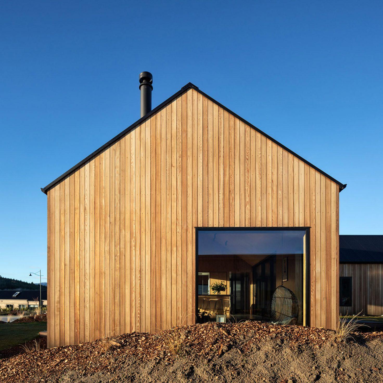 Mẫu nhà gỗ Homestay 1