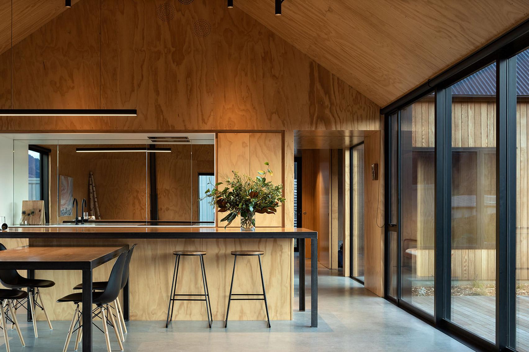 Mẫu nhà gỗ Homestay 5