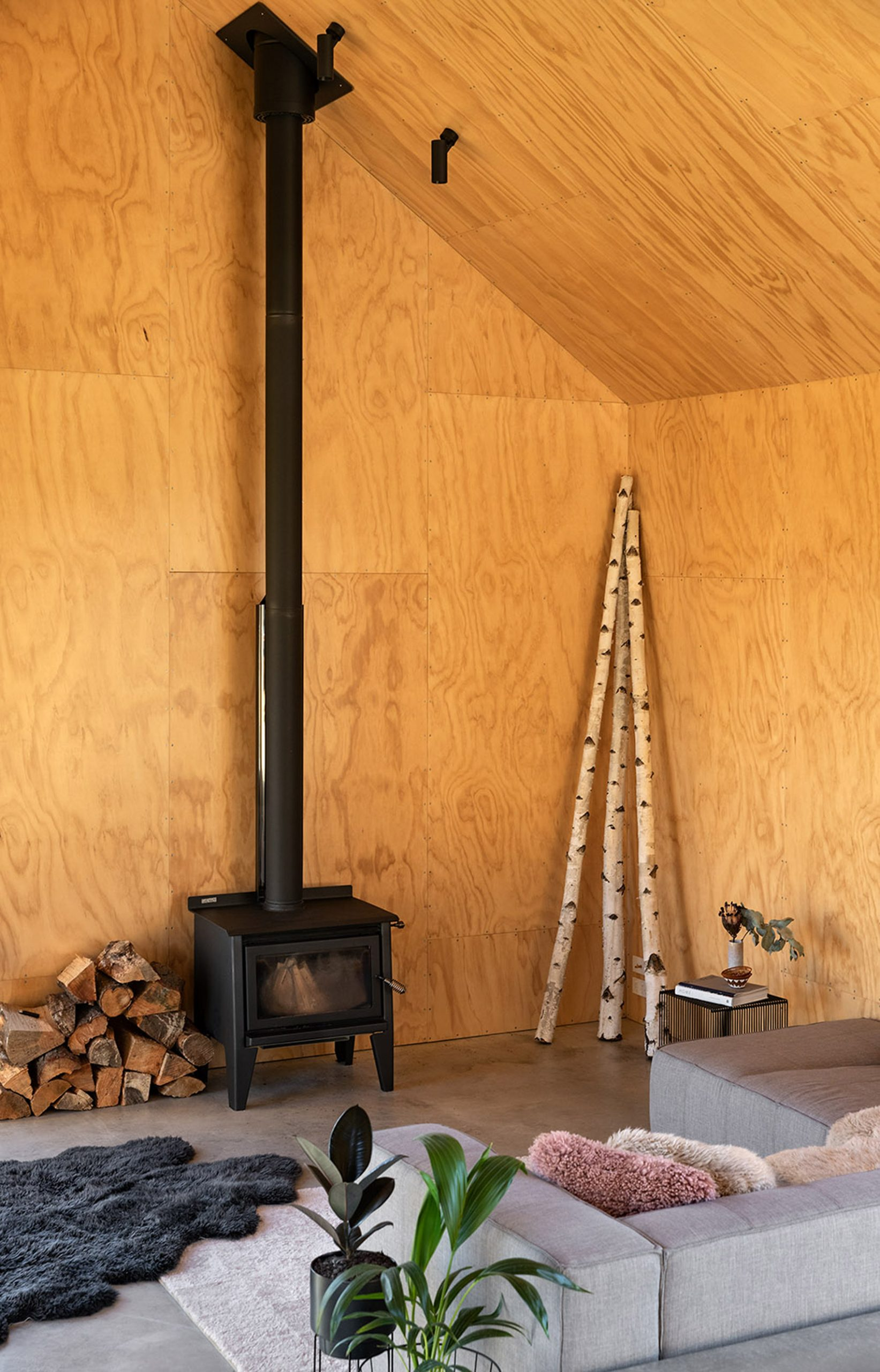 Mẫu nhà gỗ Homestay 6