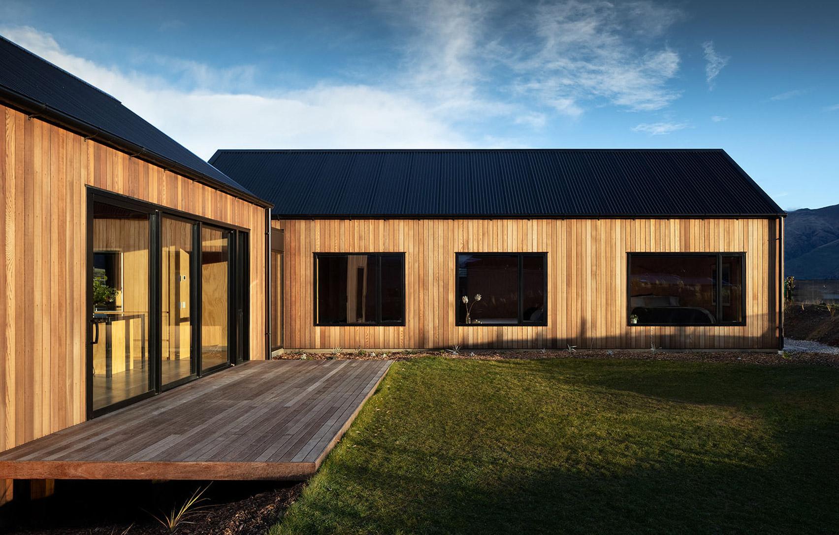 Mẫu nhà gỗ Homestay 9