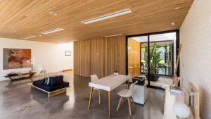 Mẫu nhà gỗ hiện đại