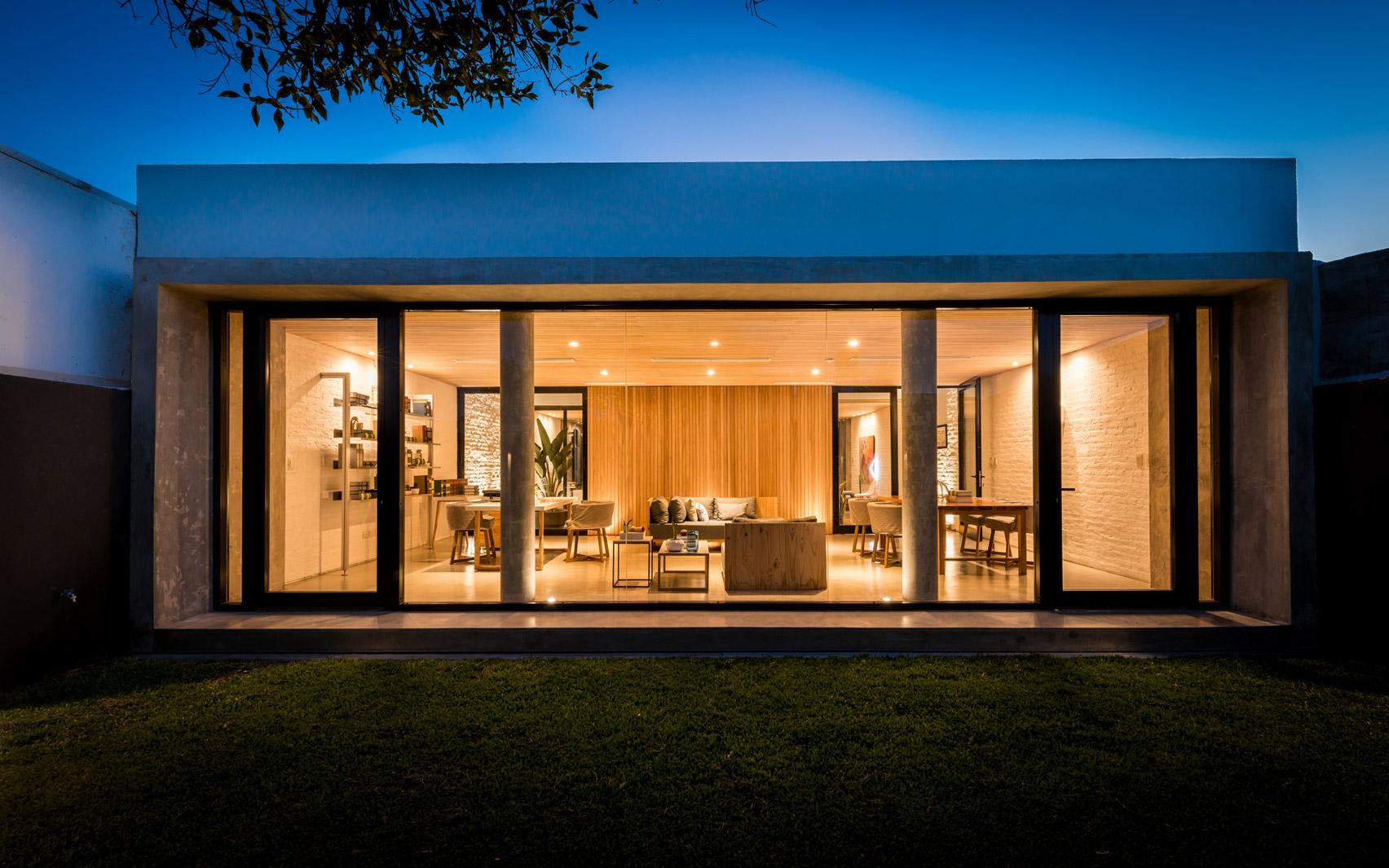 Mẫu nhà gỗ hiện đại 14
