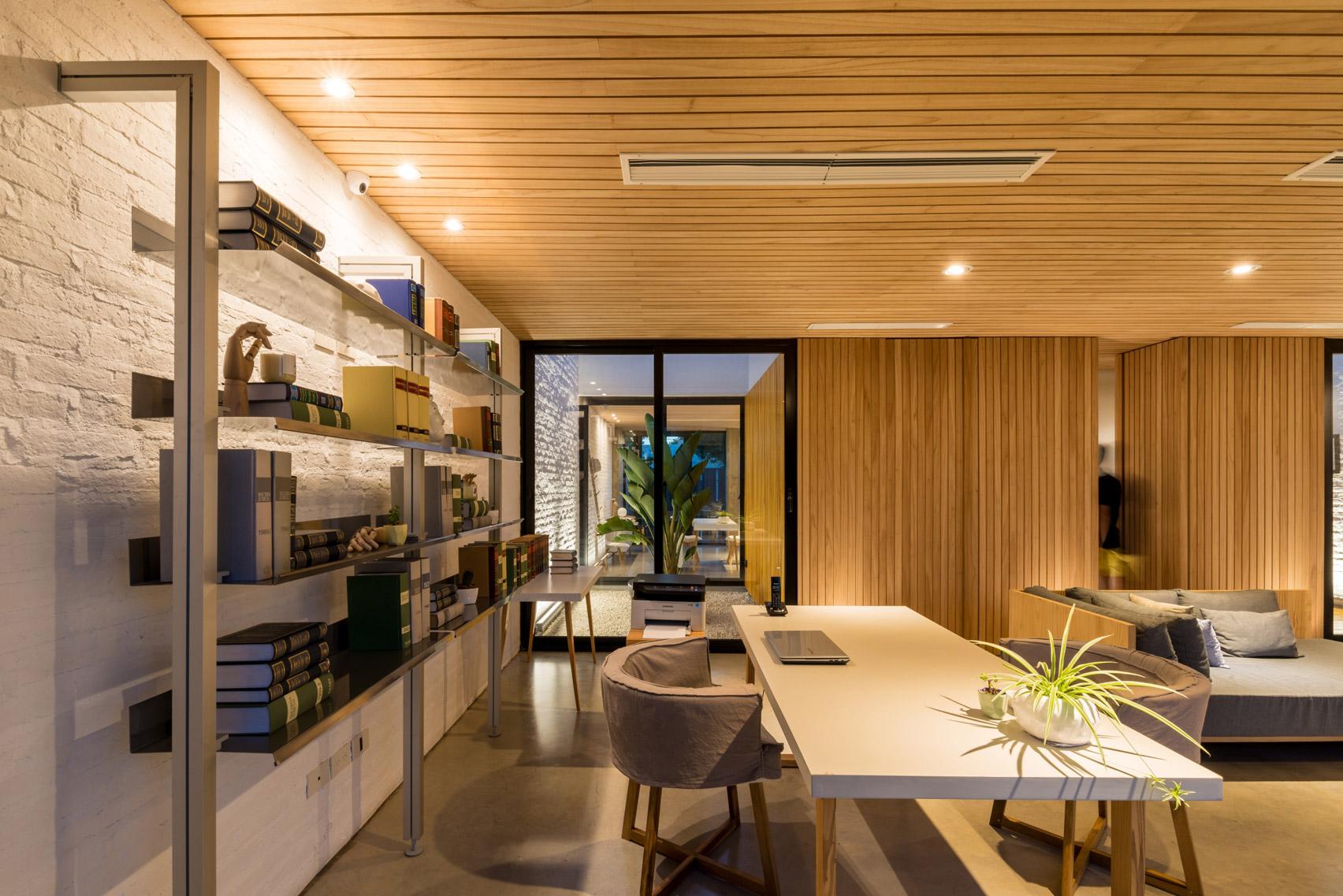 Mẫu nhà gỗ hiện đại 7