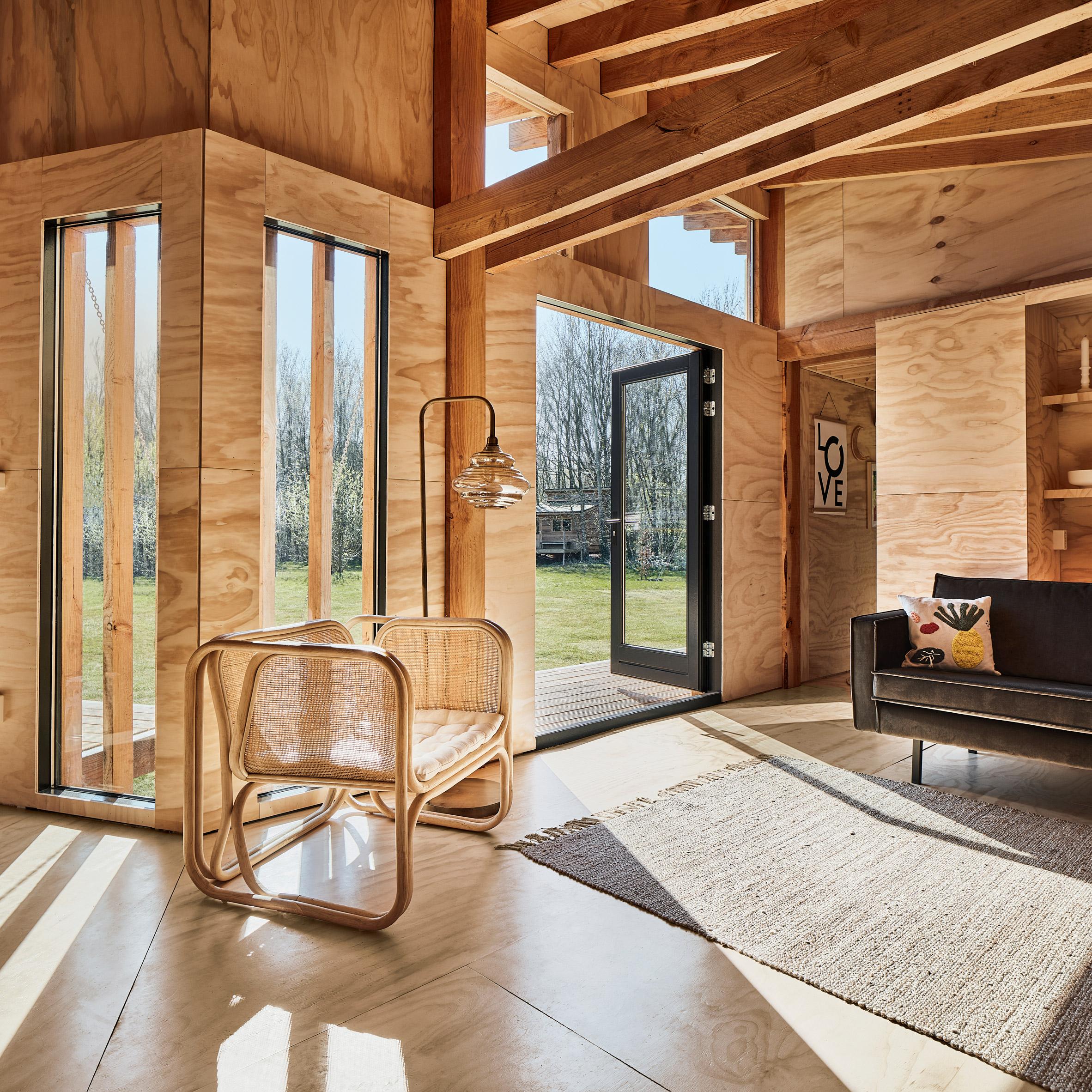 Mẫu nhà gỗ nhỏ đẹp 11