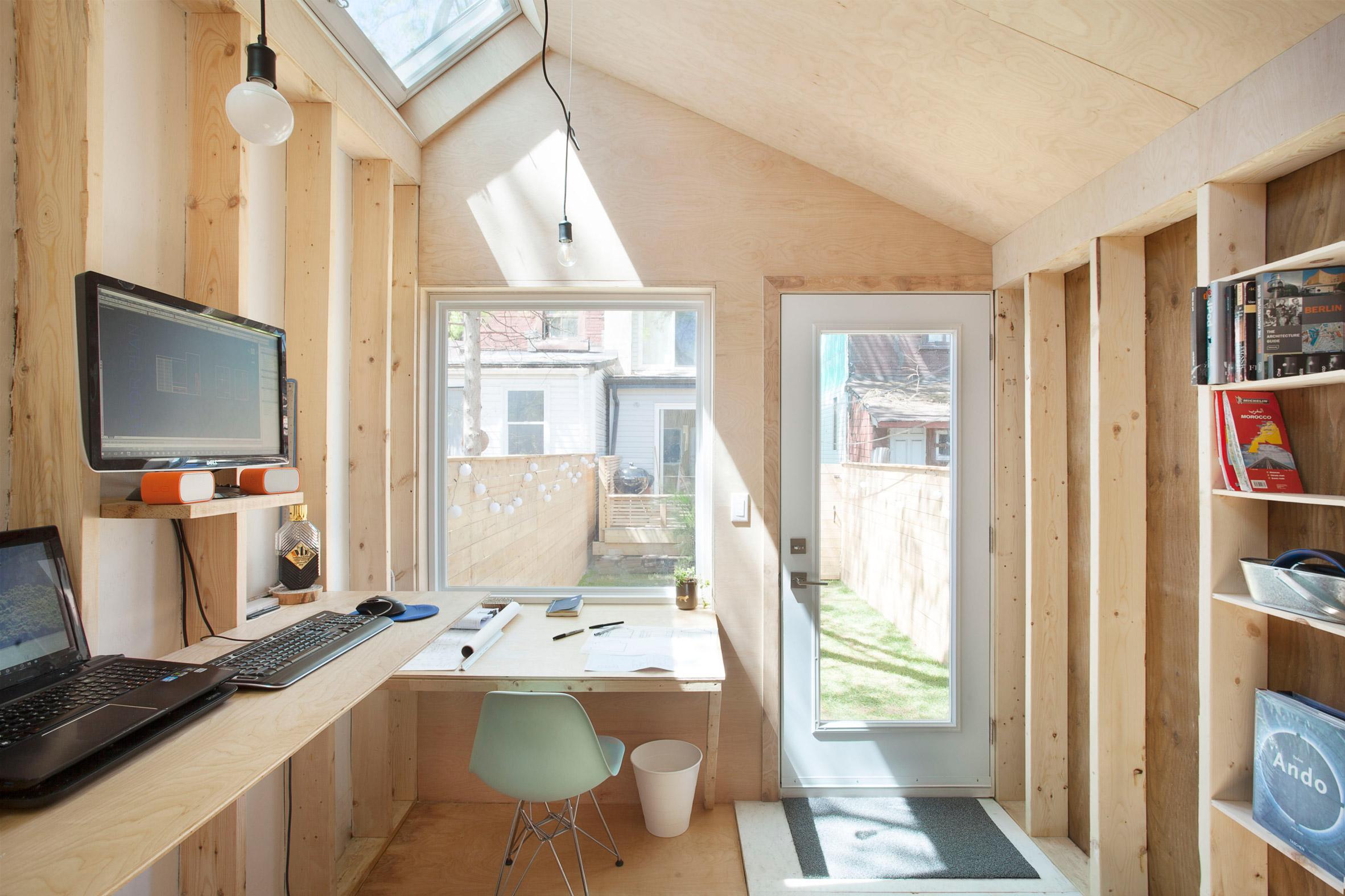 Mẫu nhà gỗ nhỏ đẹp 2