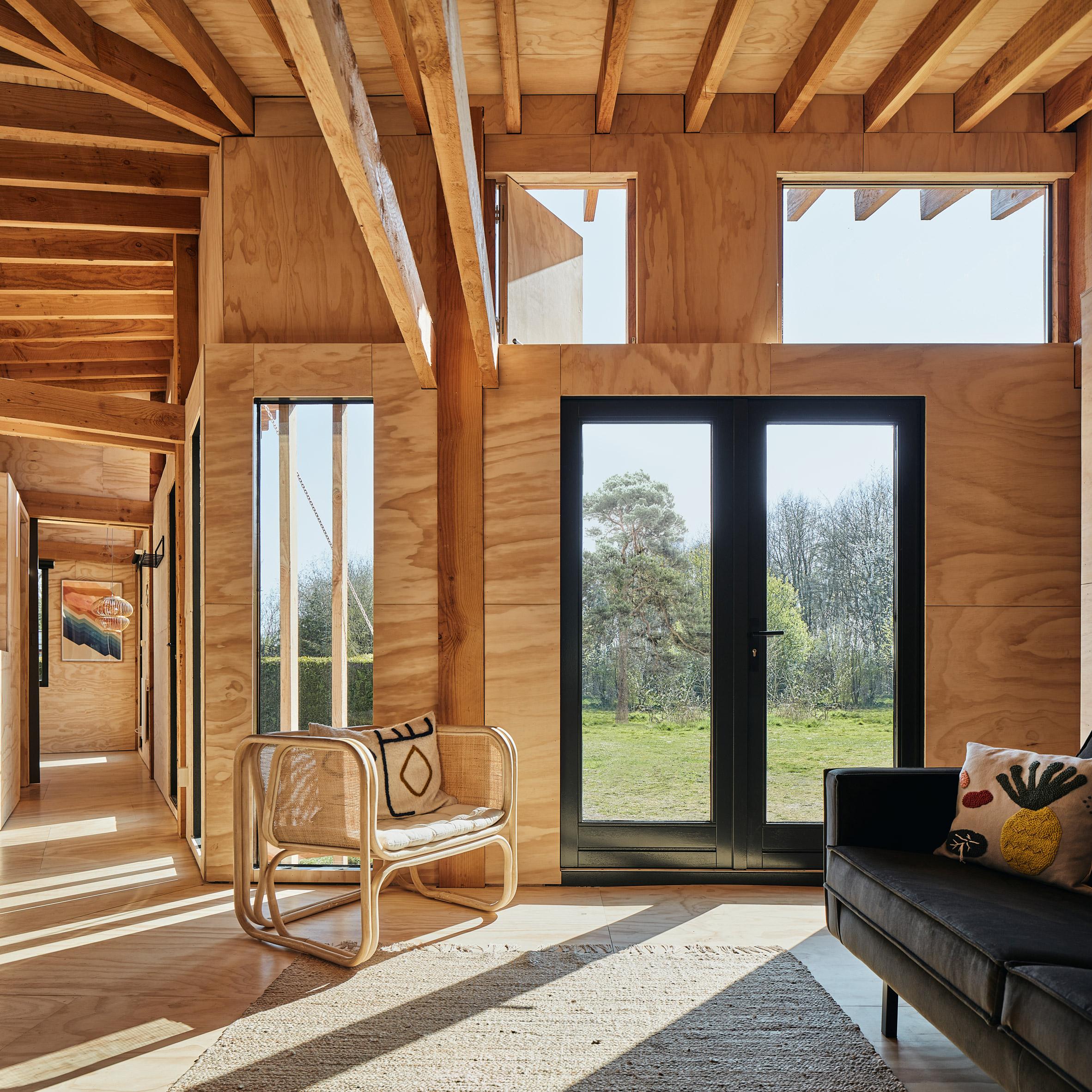Mẫu nhà gỗ nhỏ đẹp 5