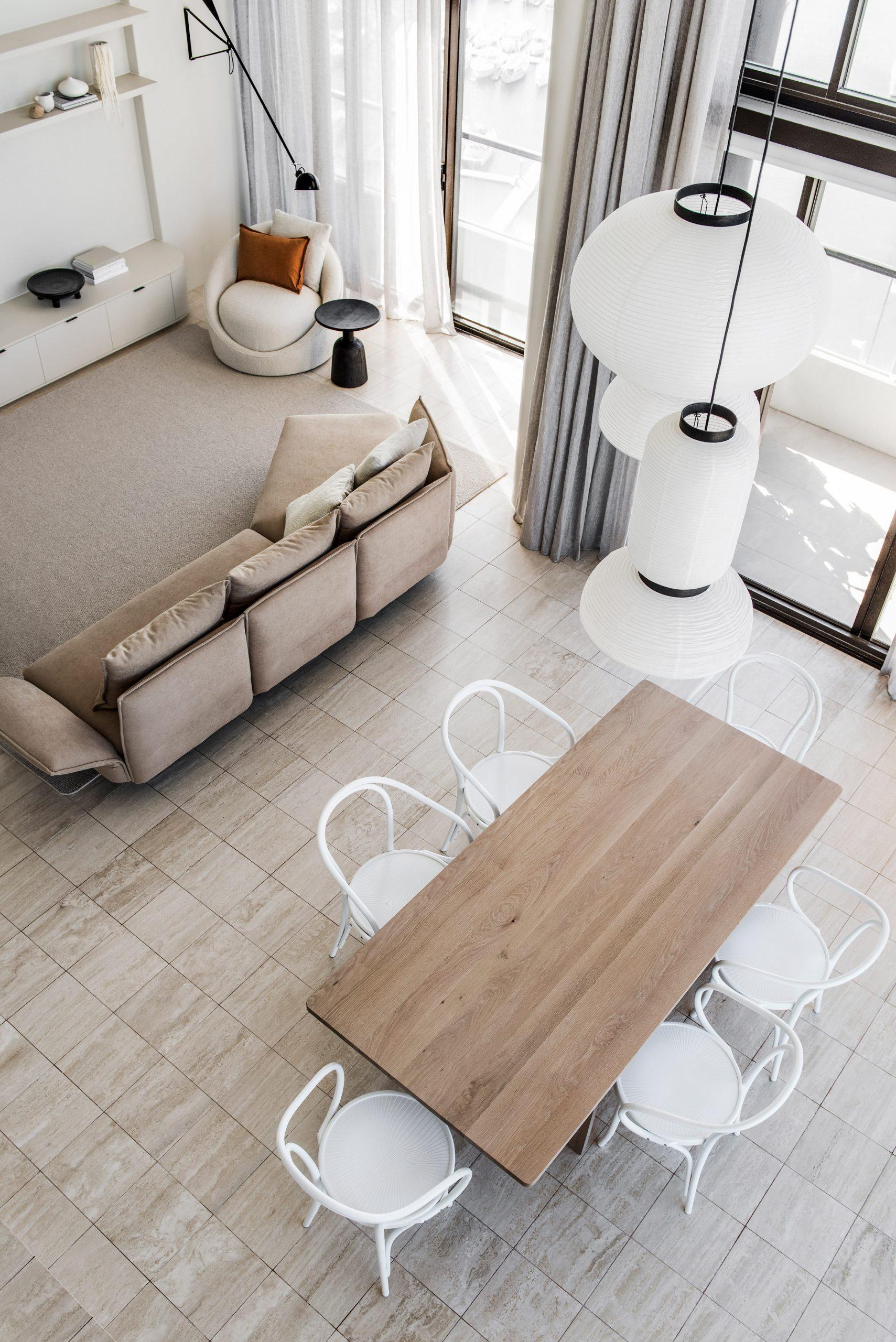 Mẫu phòng khách chung cư đẹp 21