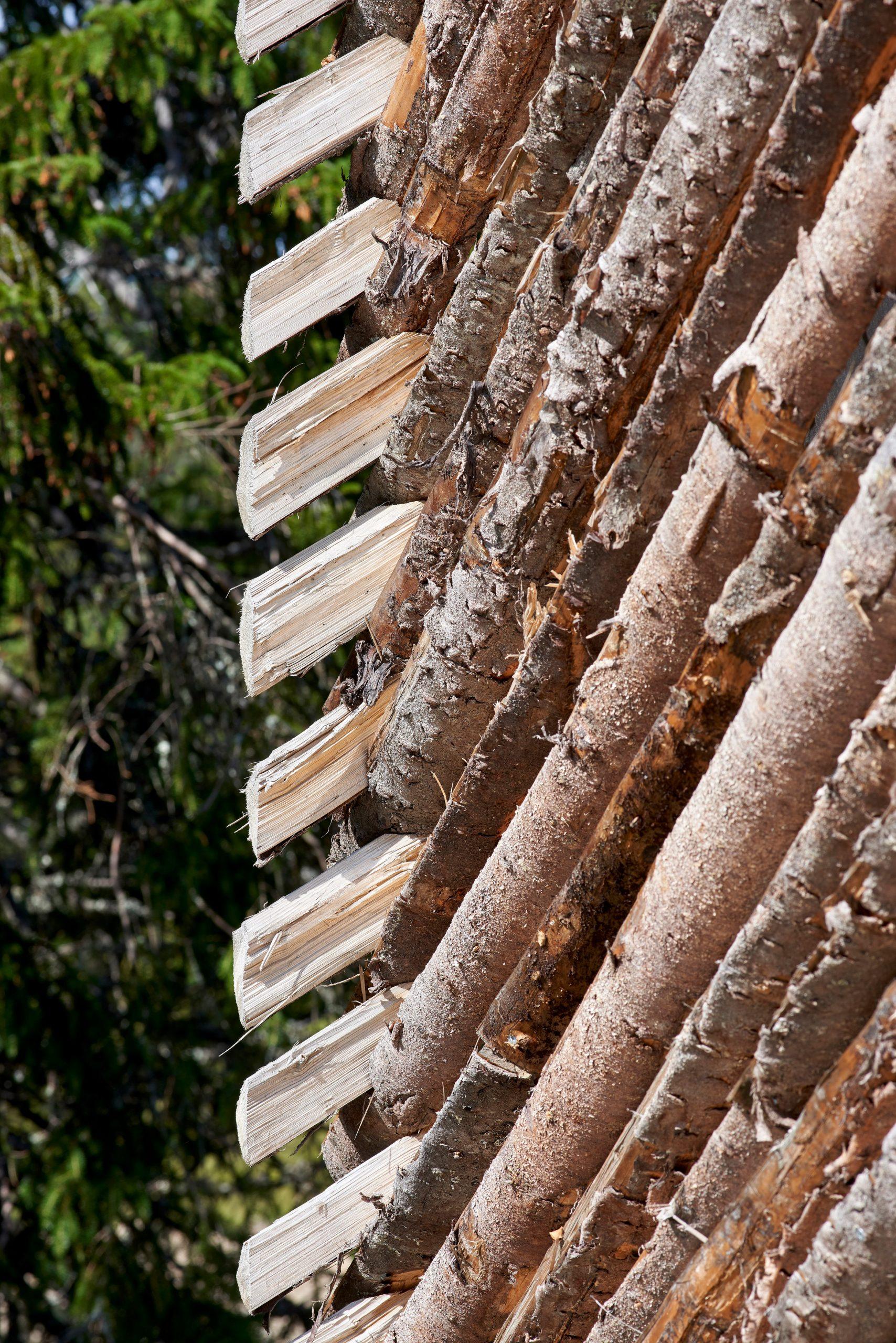 Nhà gỗ 3 gian đơn giản 2