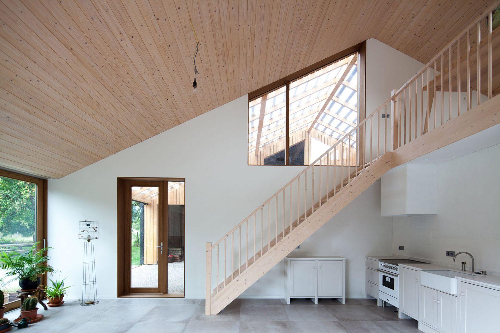 Nhà gỗ cấp 4 hiện đại 3
