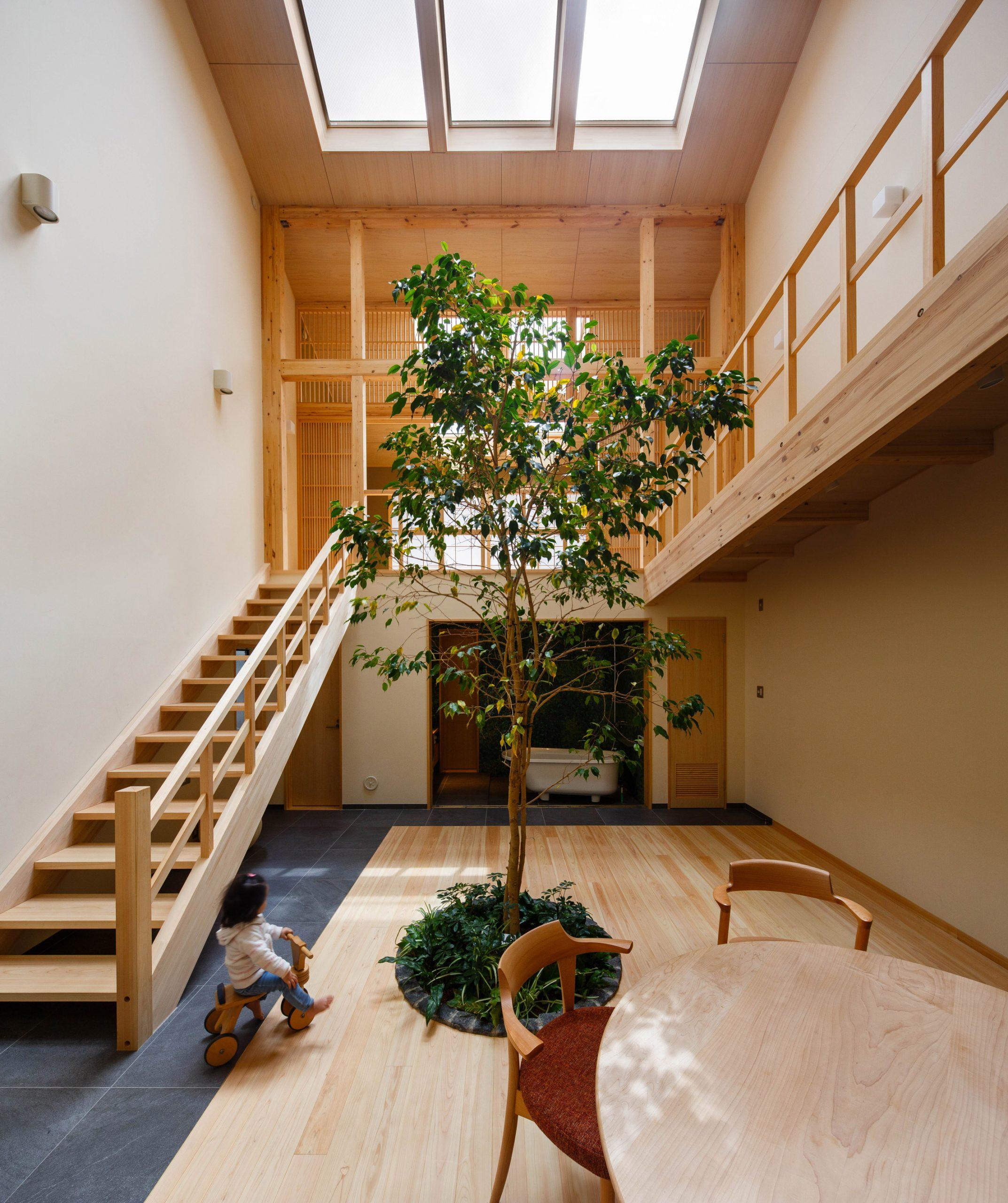 Nhà gỗ lắp ghép 1