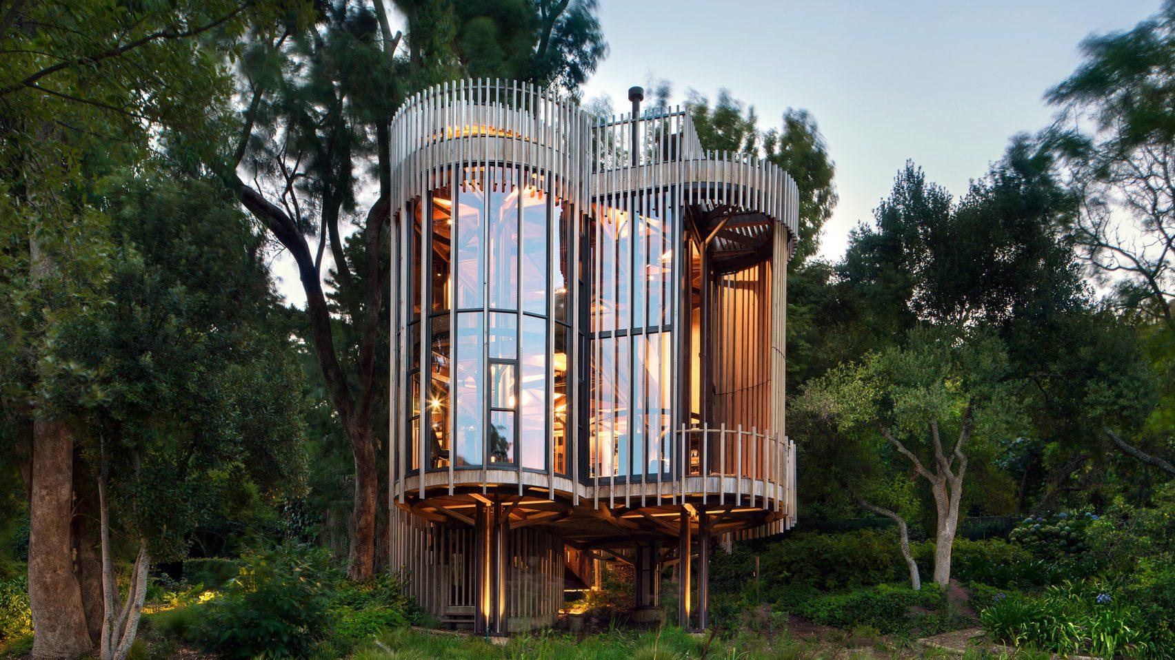 Nhà gỗ lắp ghép thông minh