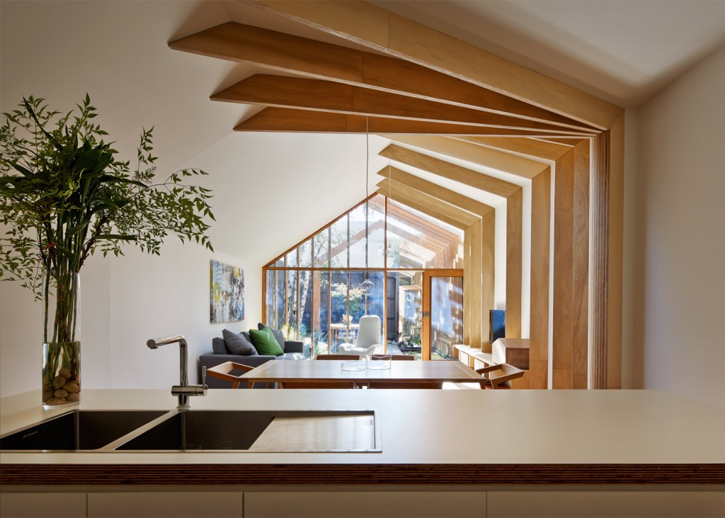 Nhà gỗ thông minh