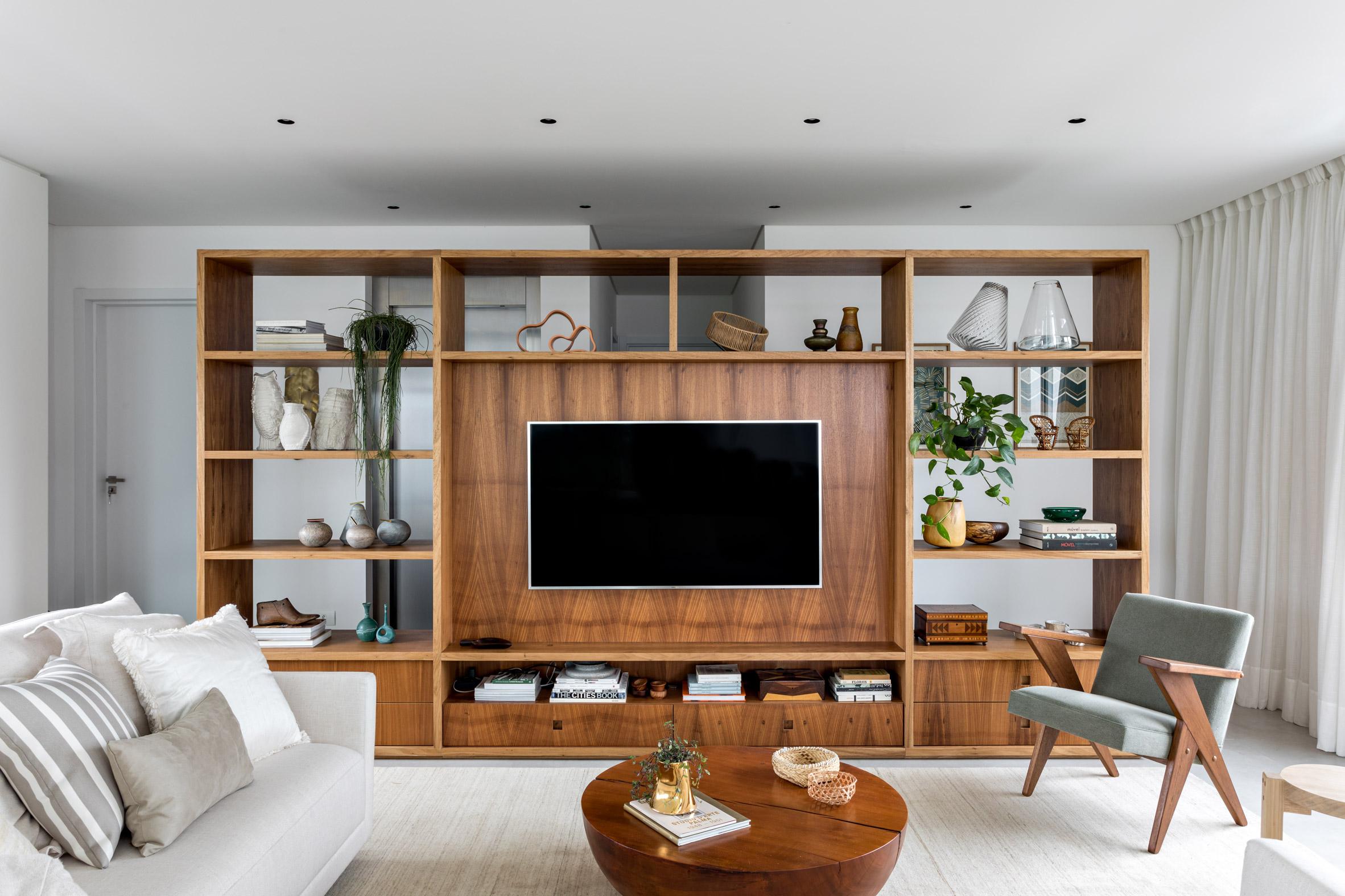 Phòng khách đẹp chung cư 11