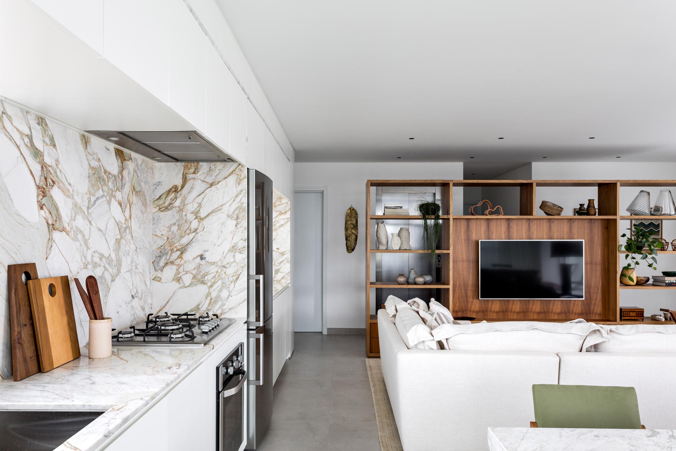 Phòng khách đẹp chung cư 12