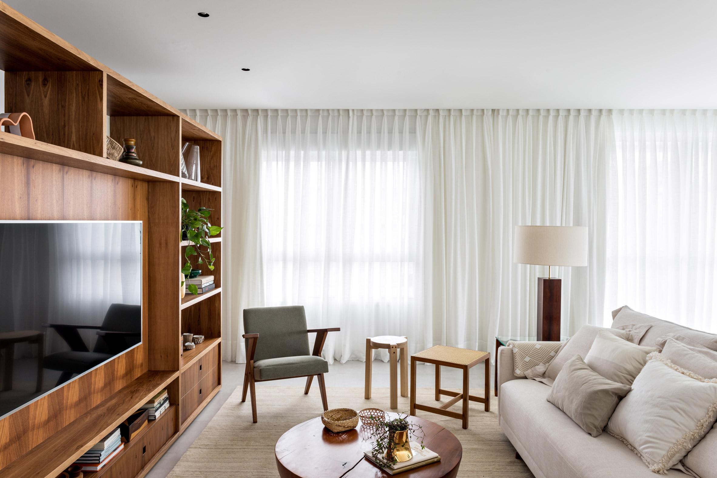 Phòng khách đẹp chung cư 3