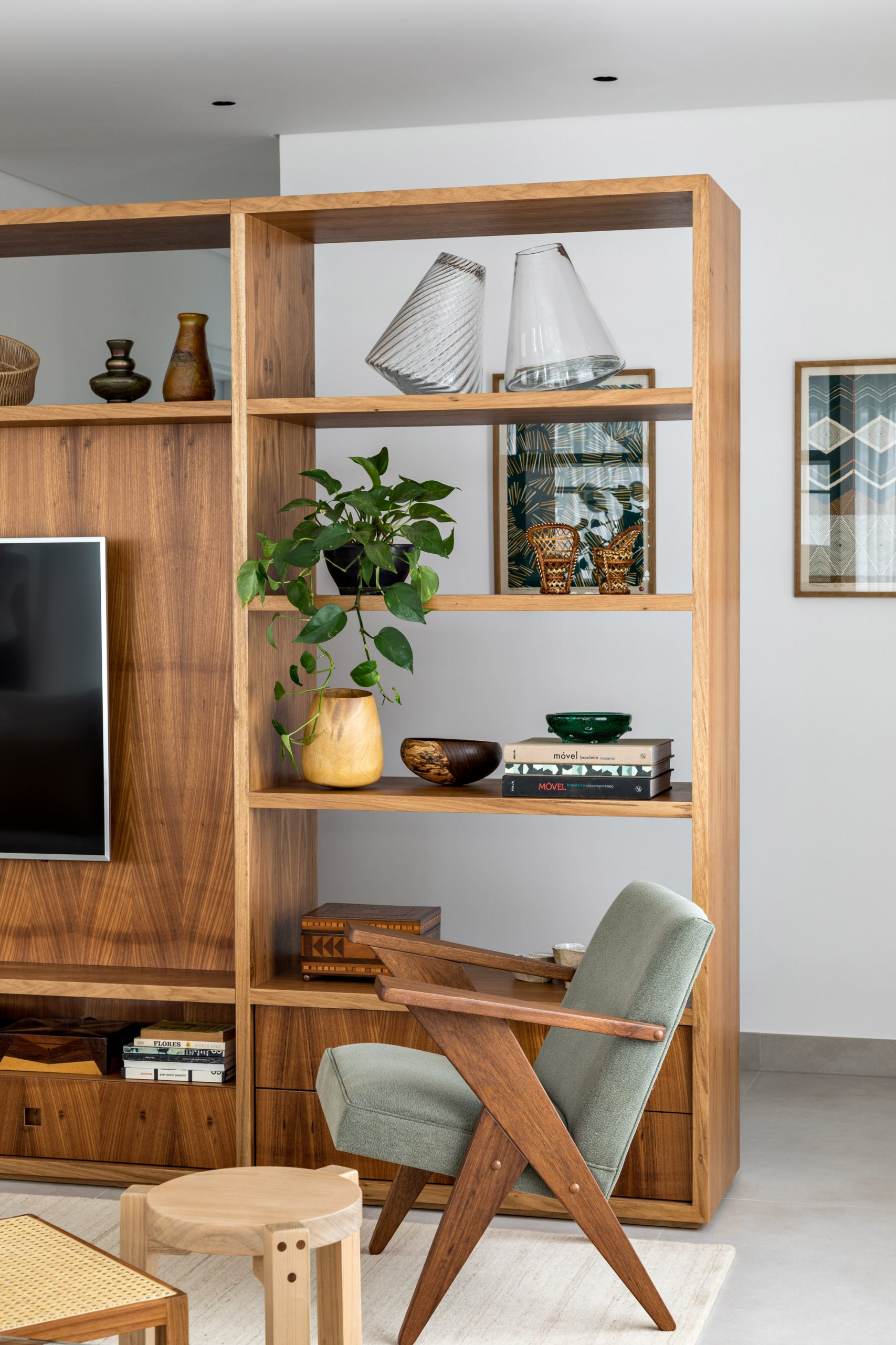 Phòng khách đẹp chung cư 5