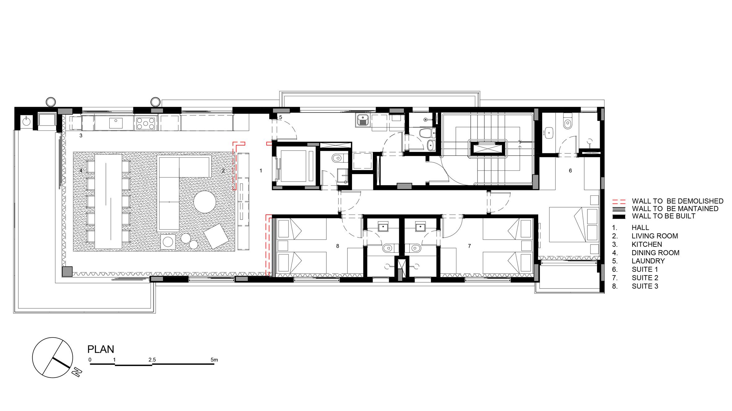 Phòng khách đẹp chung cư 9
