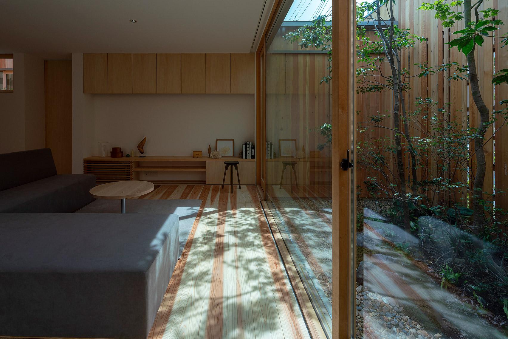 Phòng khách đơn giản 12