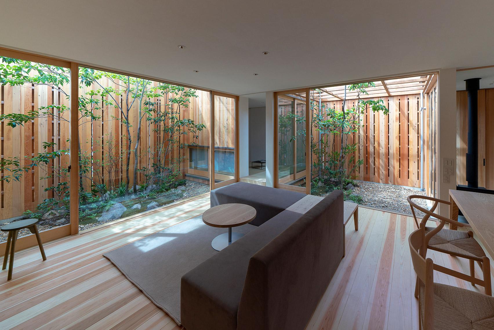 Phòng khách đơn giản 13