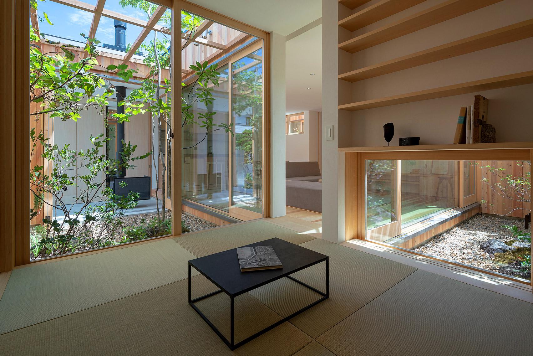 Phòng khách đơn giản 3