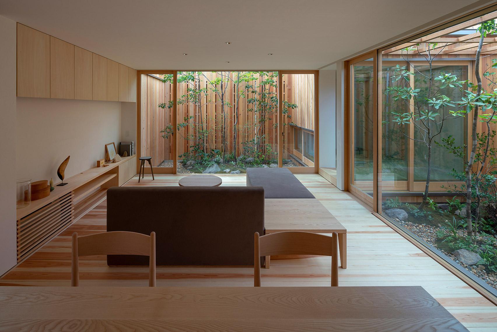 Phòng khách đơn giản 4