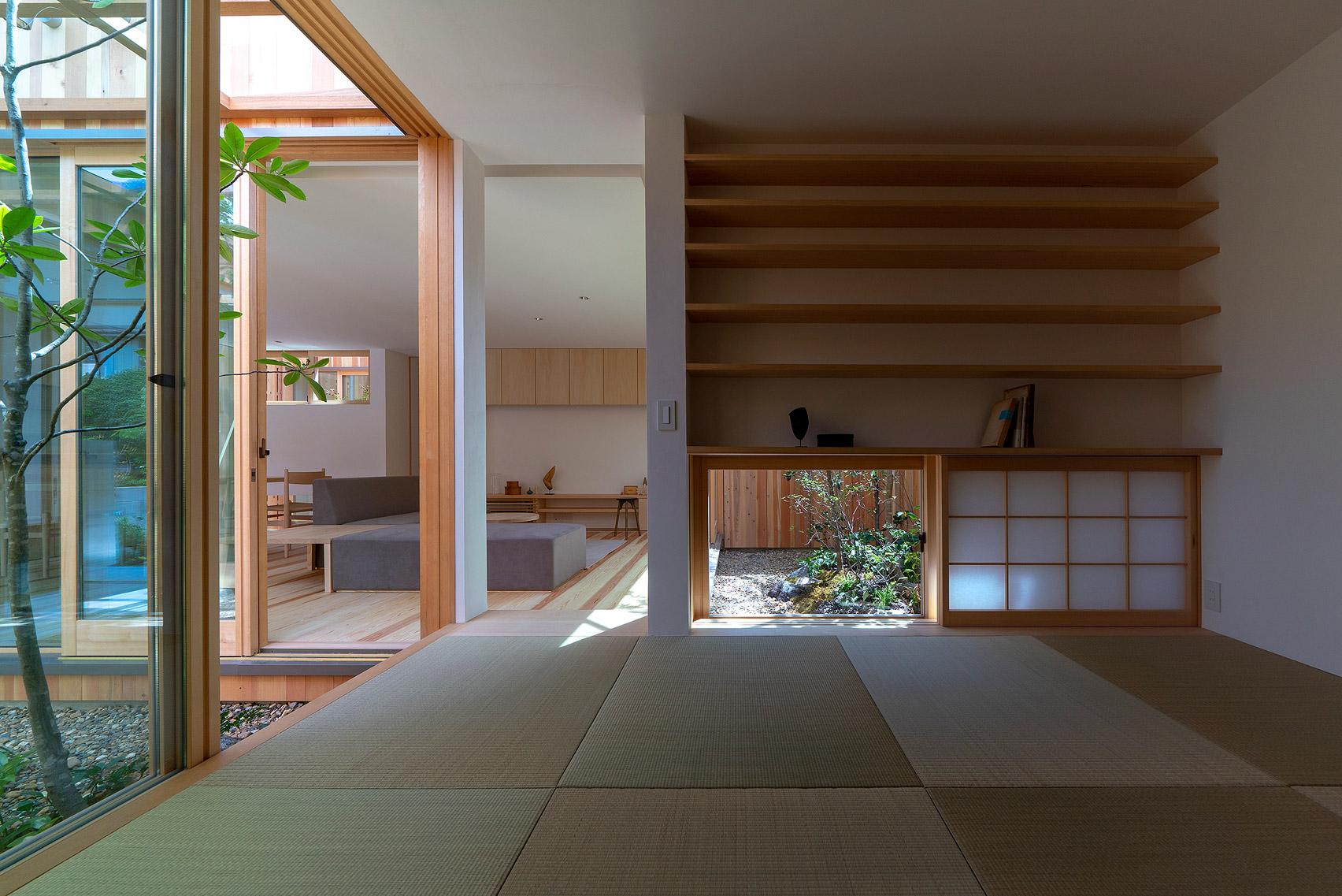 Phòng khách đơn giản 5