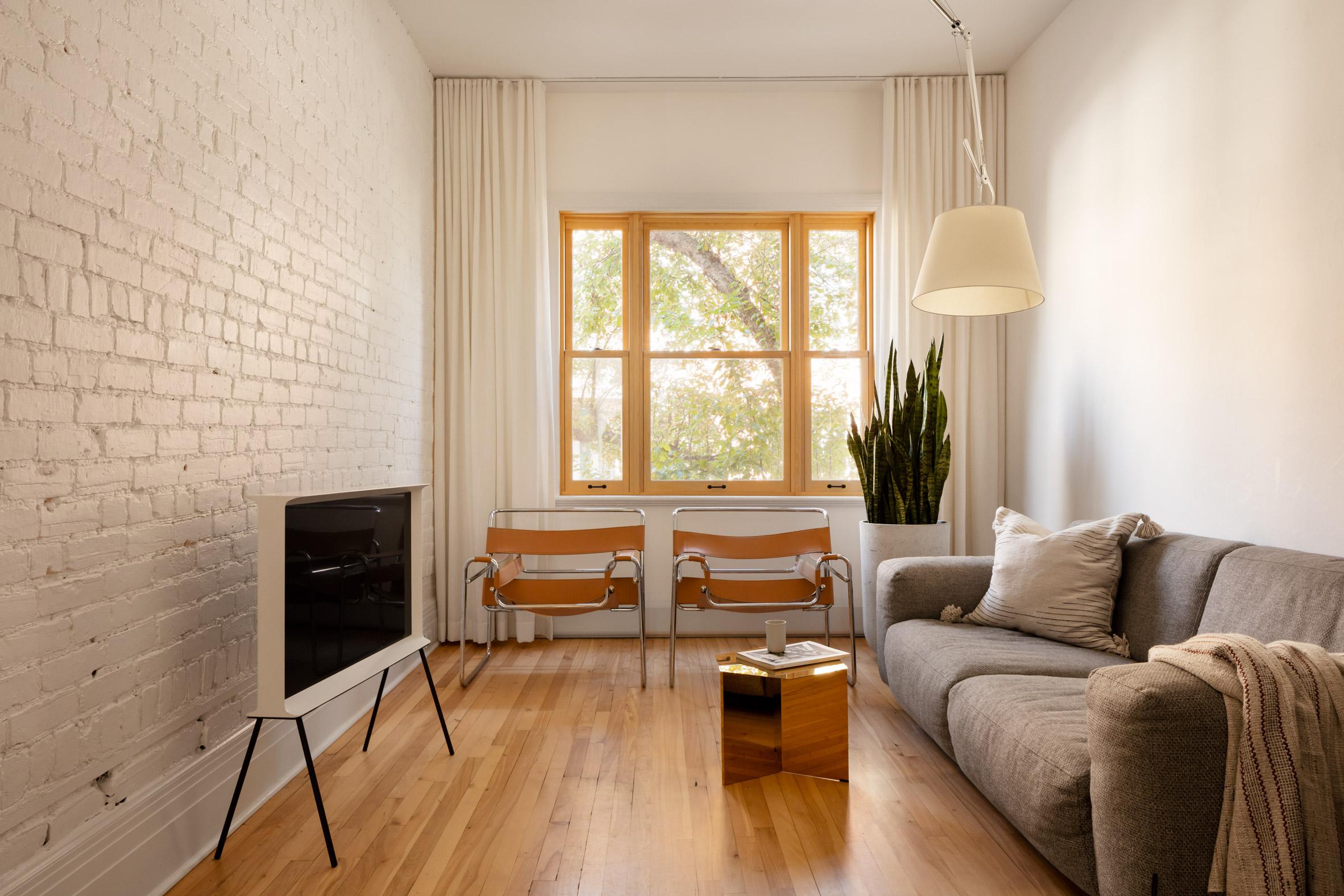 Phòng khách đơn giản mà đẹp 5