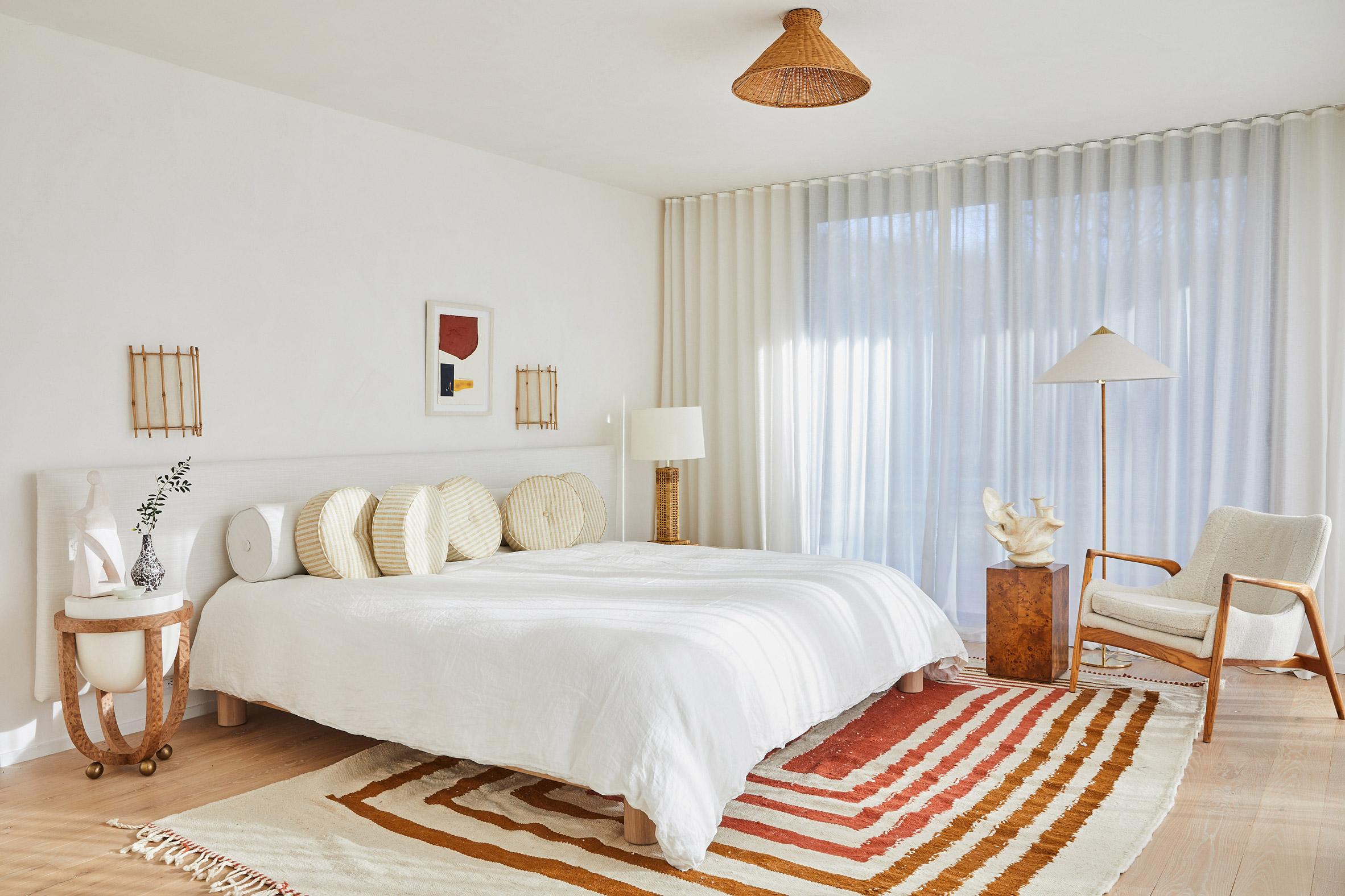 Phòng khách chung cư đẹp 6
