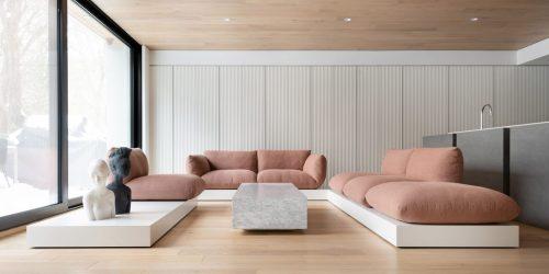 Xu hướng thiết kế nội thất phòng khách chung cư đẹp hiện đại